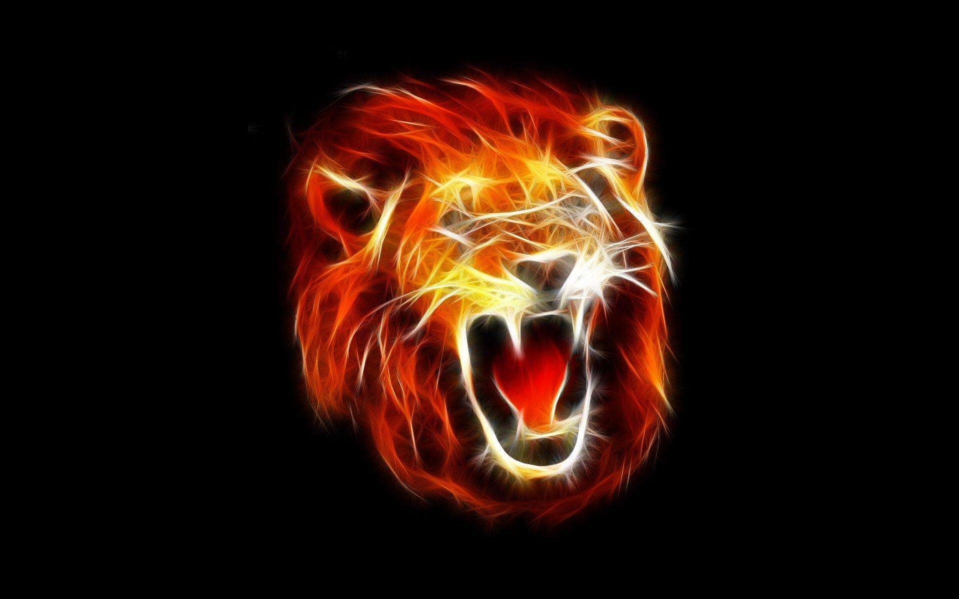 Image of Lion Logo Wallpapers