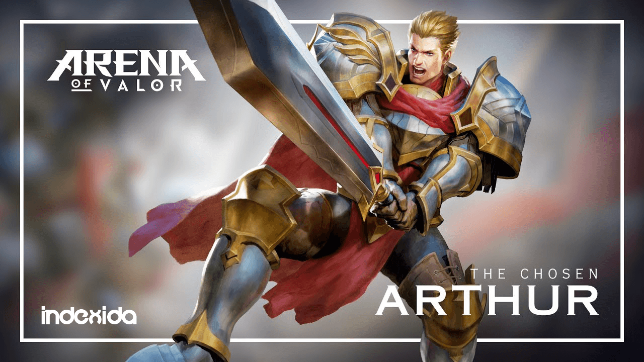 Arena of Valor Hero Spotlight Wallpapers