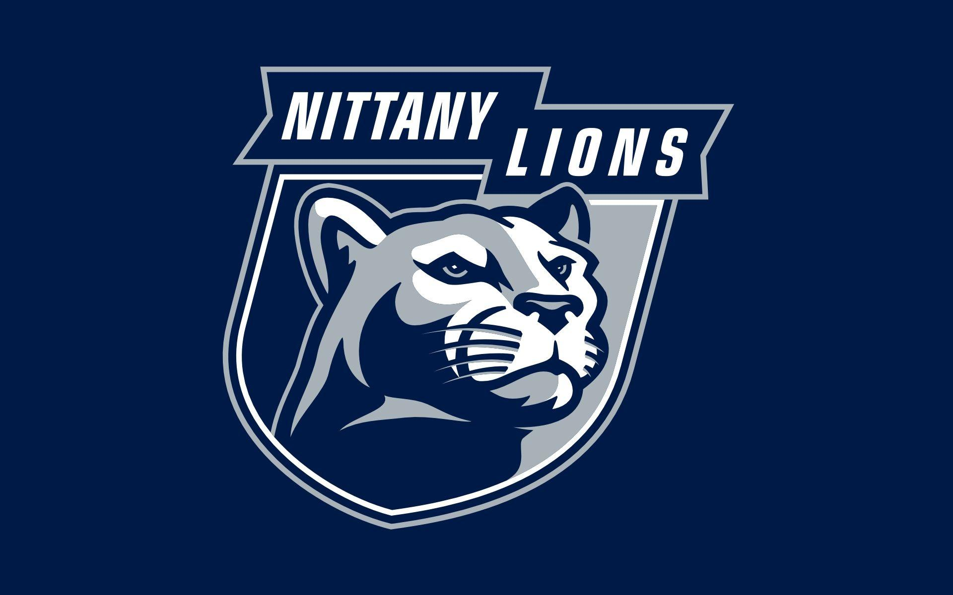 Penn State University PSU College Football Nittany Lions Logo