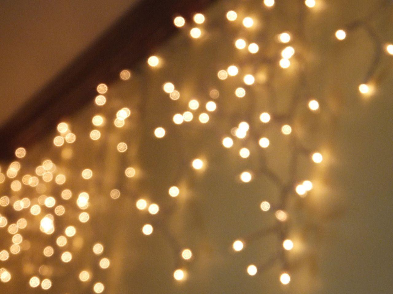 Fairy Lights Wallpapers Wallpaper Cave