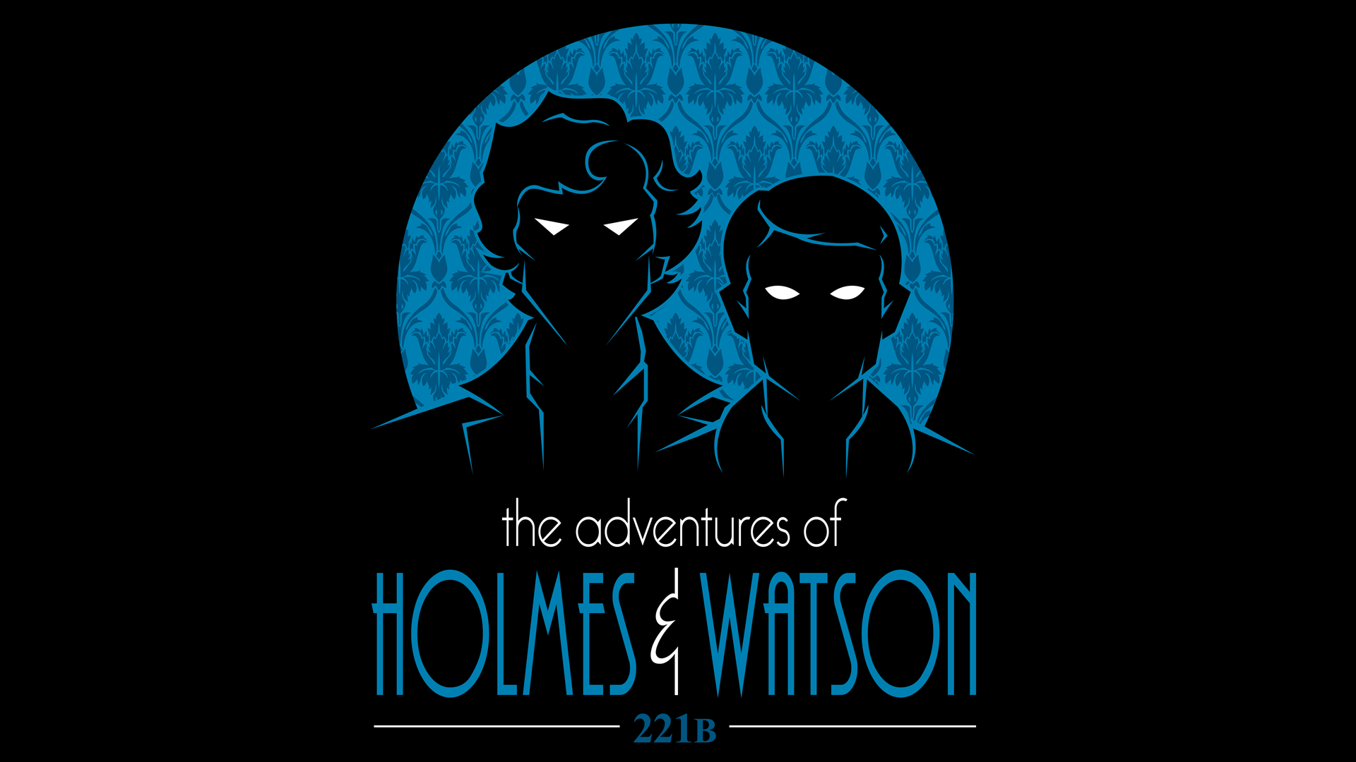 The Adventures Of Holmes And Watson Wallpaper In Style
