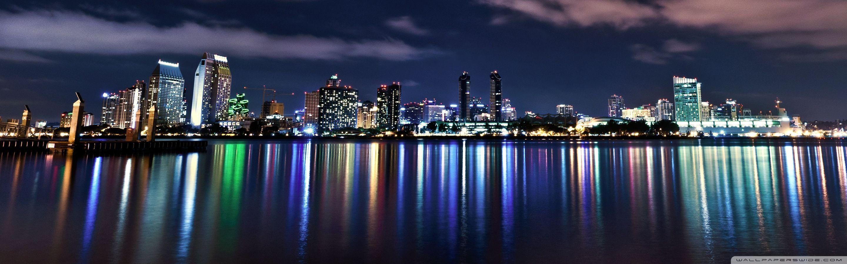 Dallas Skyline Wallpapers Wallpaper Cave