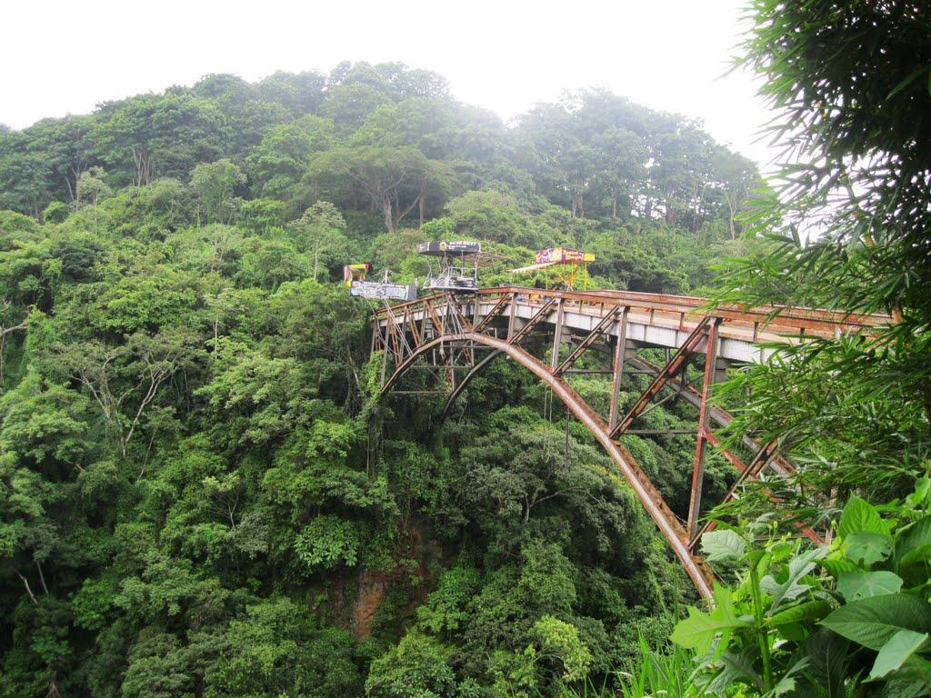 Tropical Bungee - San Jose, Costa Rica | Things to do