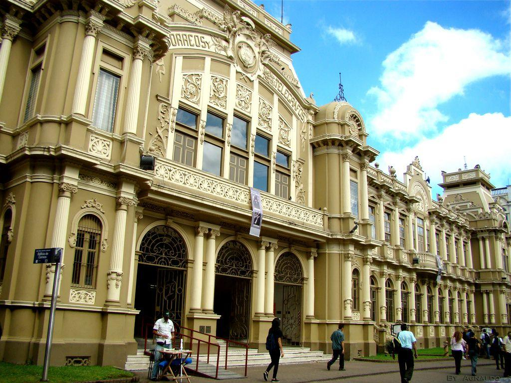 Central Post Office, San José, Costa Rica | The Central Post… | Flickr