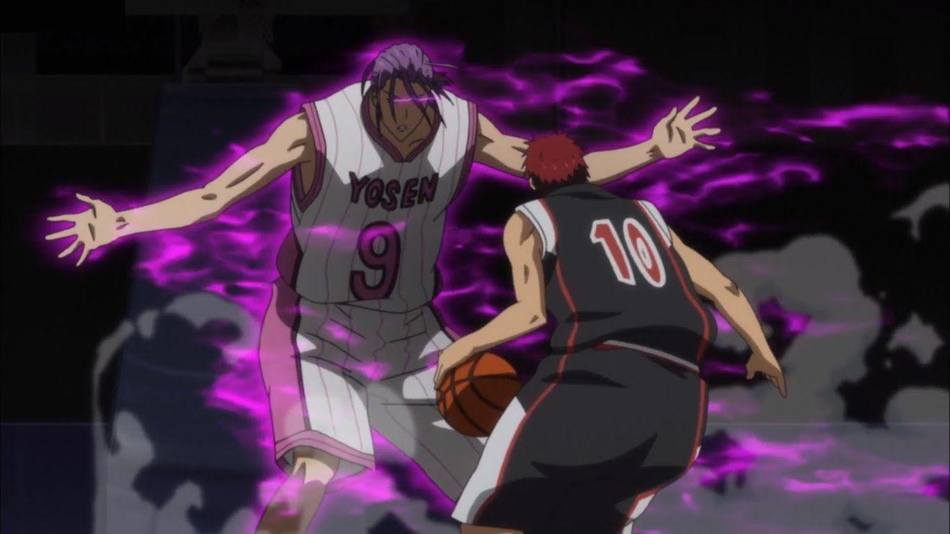 Con El Modo Zone Activado Su Defensa Impenetrable Kagami Vs