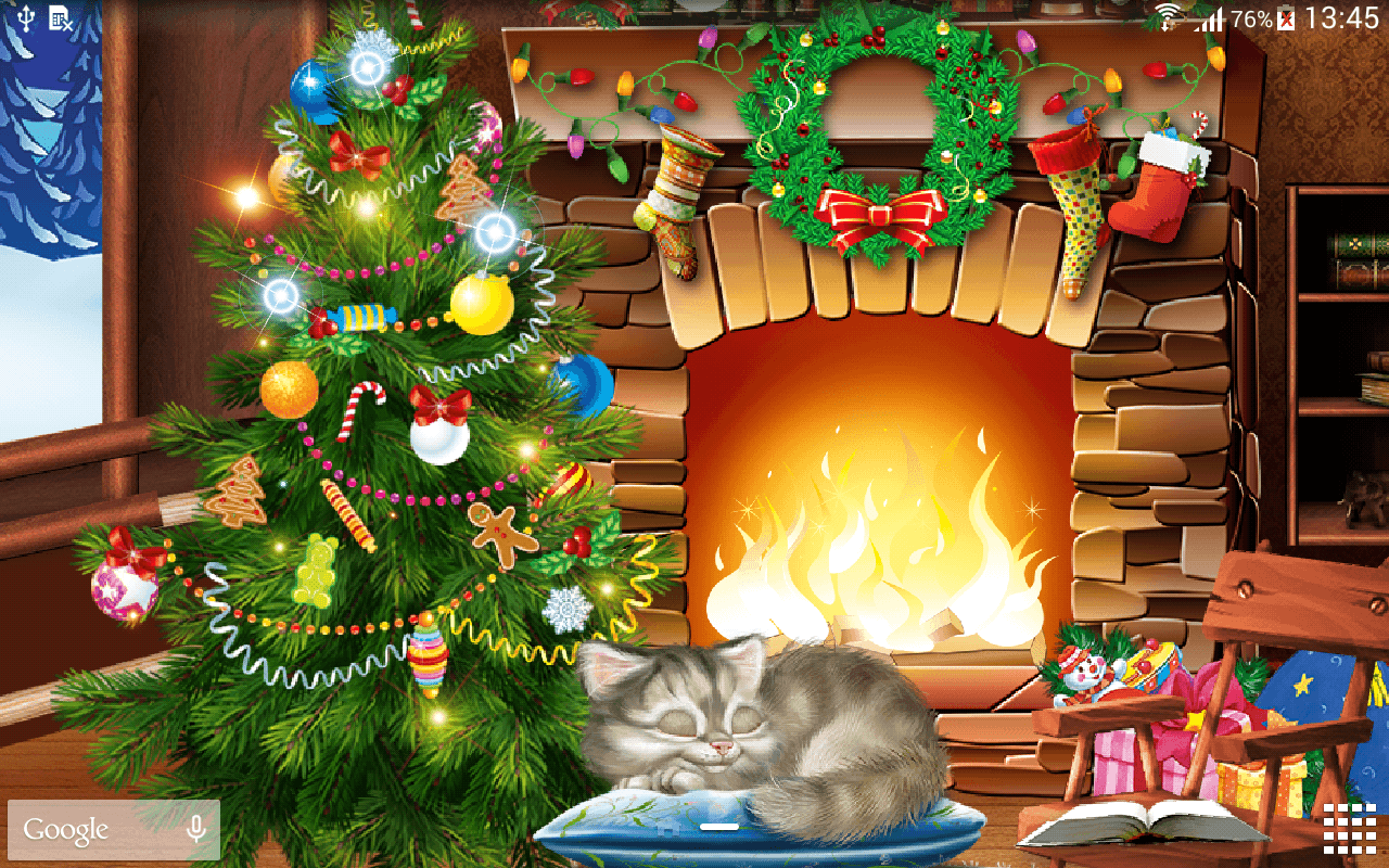 Animated Christmas Wallpapers - Wallpaper Cave