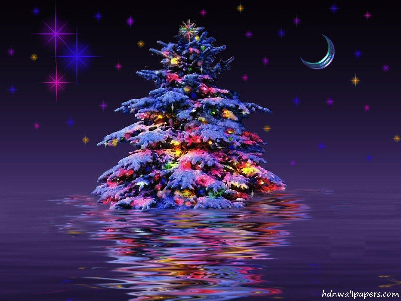 Animated Christmas Wallpapers For Desktop, Fantastic Christmas .