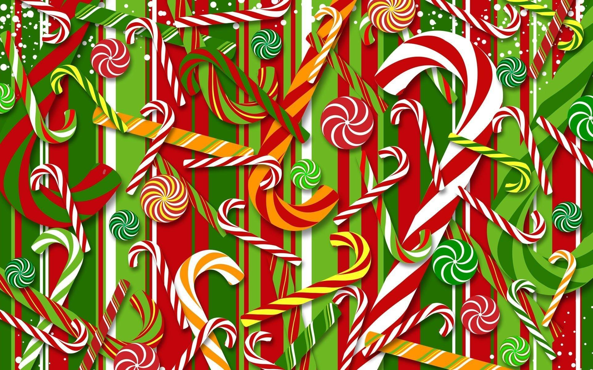 Photo Collection Candy Cane Wallpapers Christmas