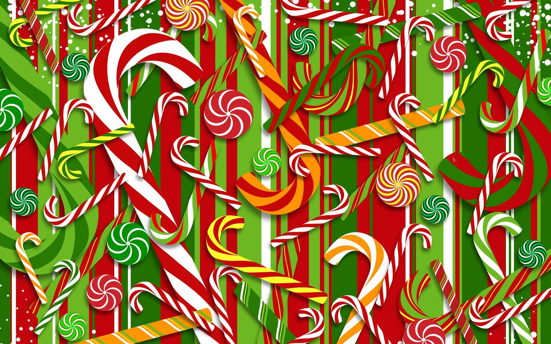 Download Candy Cane Wallpapers 38140 1920x1200 px High Resolution