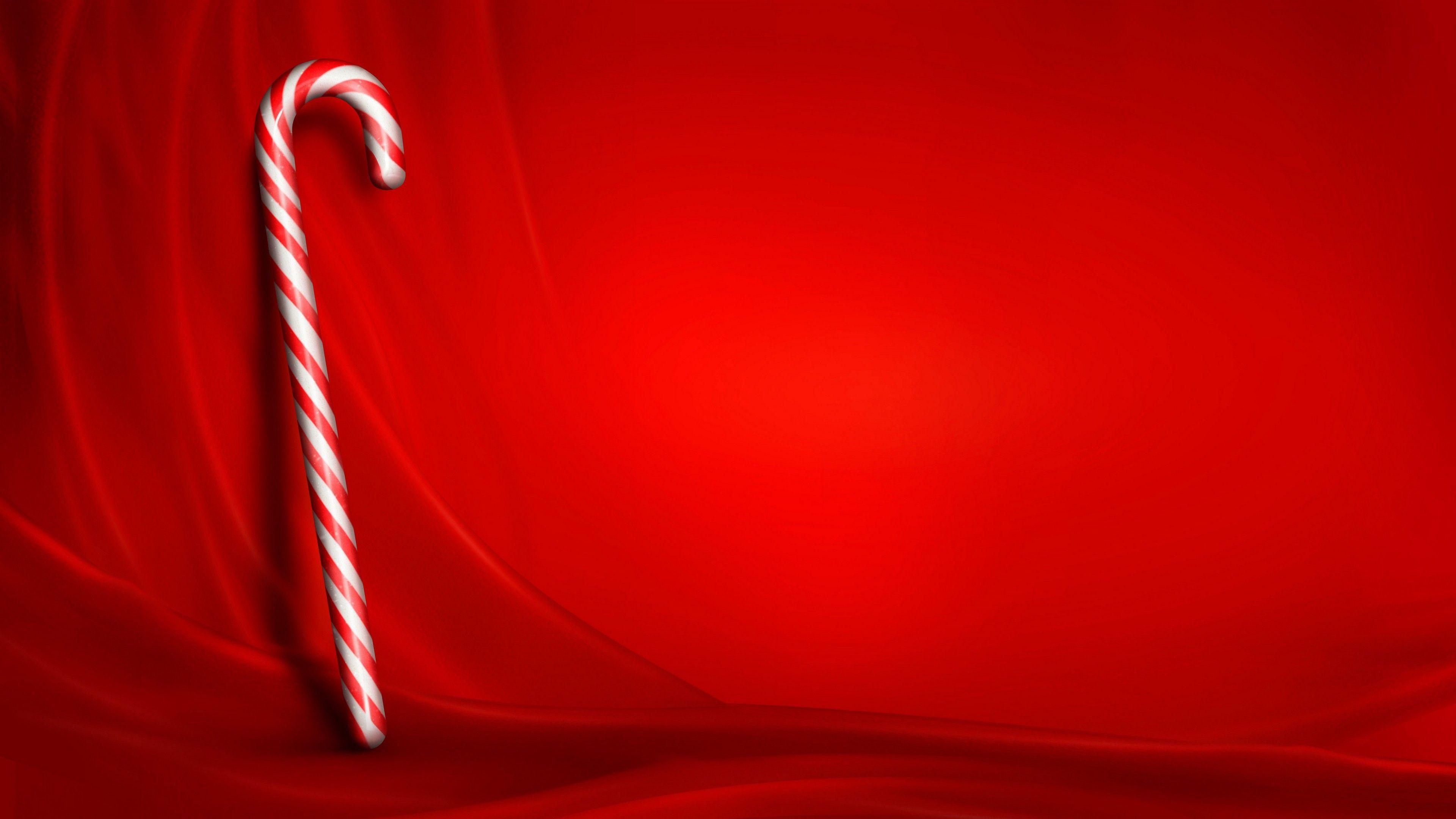 Christmas Candy Cane Wallpapers