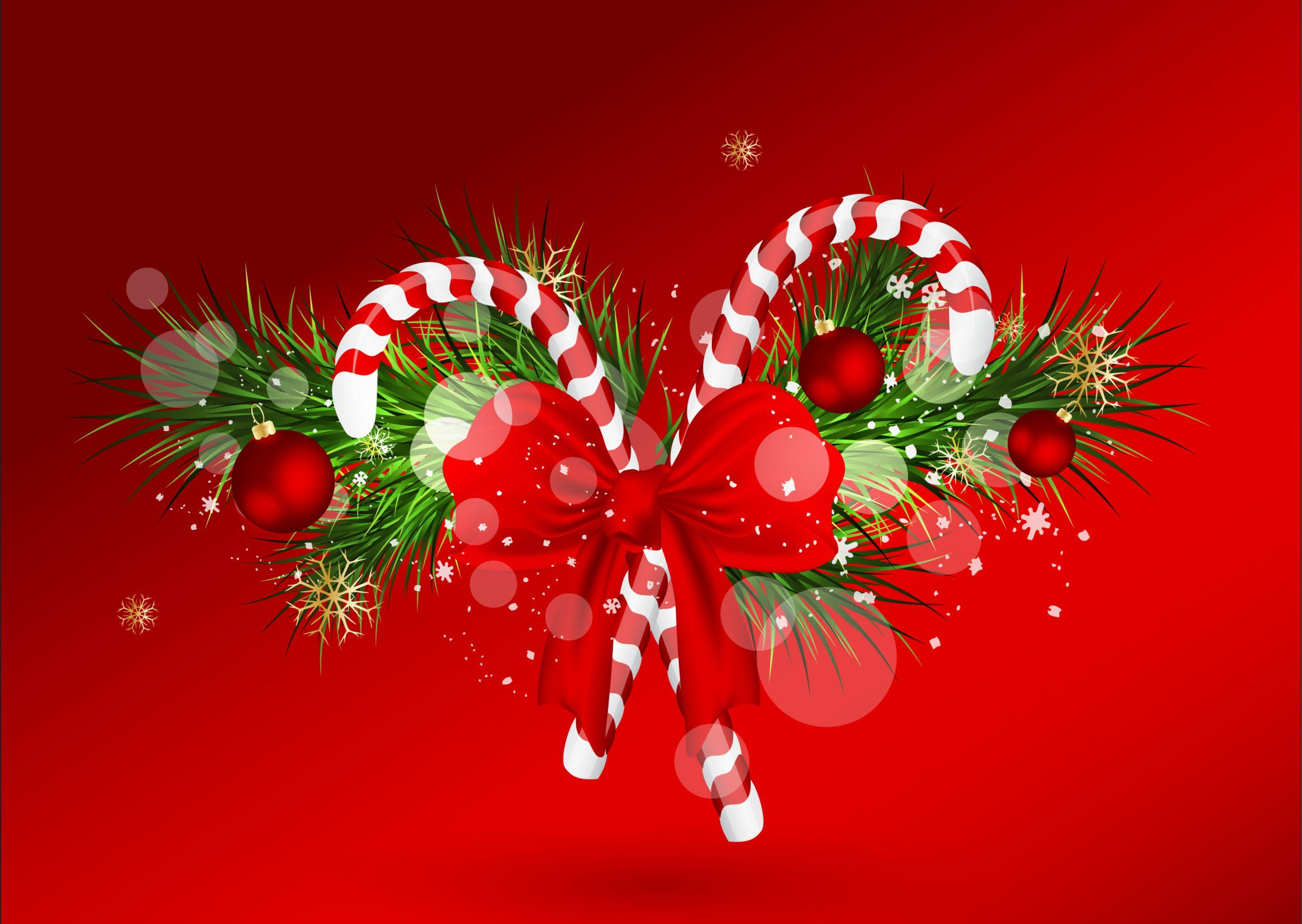 84 Candy Cane HD Wallpapers