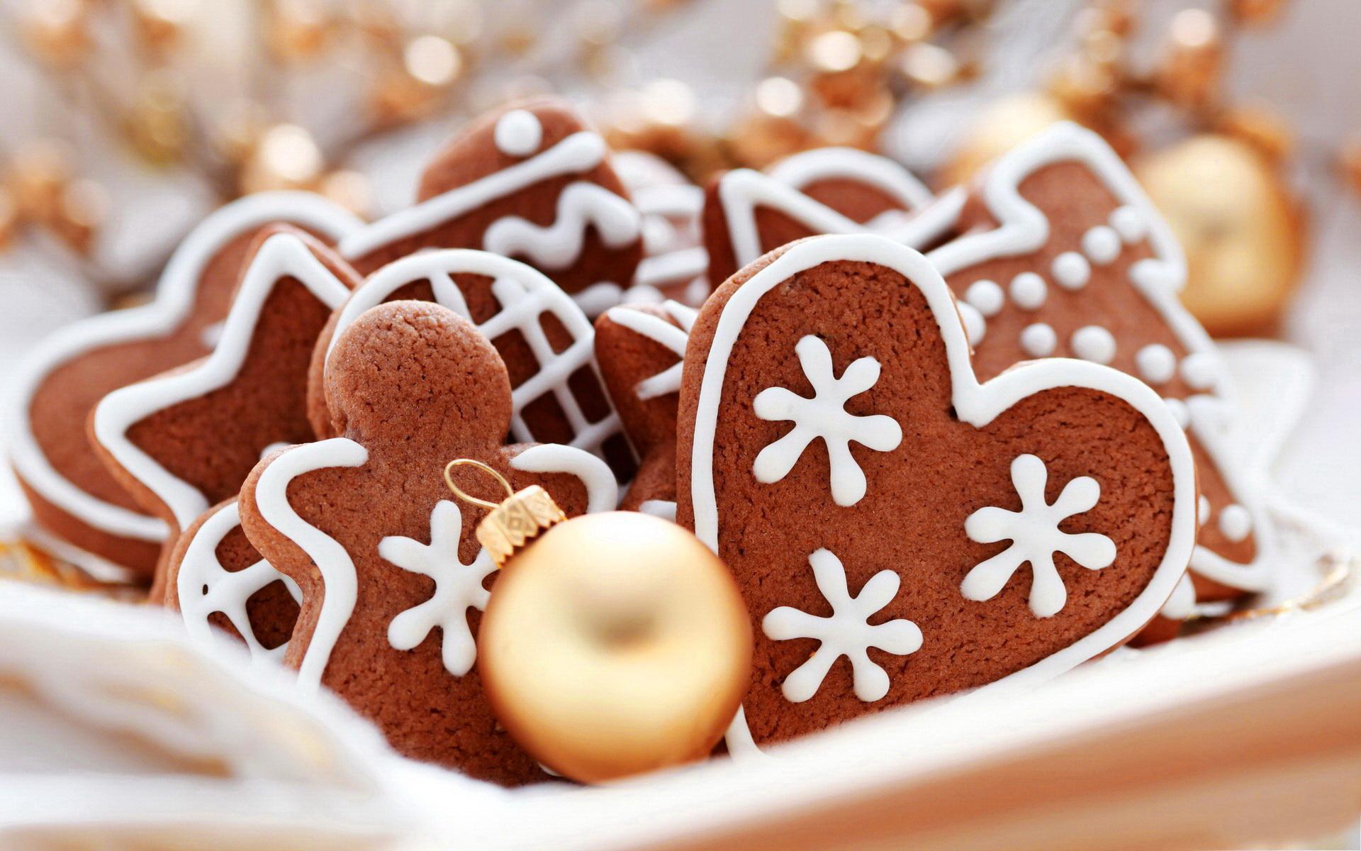 Christmas Cookies Wallpapers - Wallpaper Cave