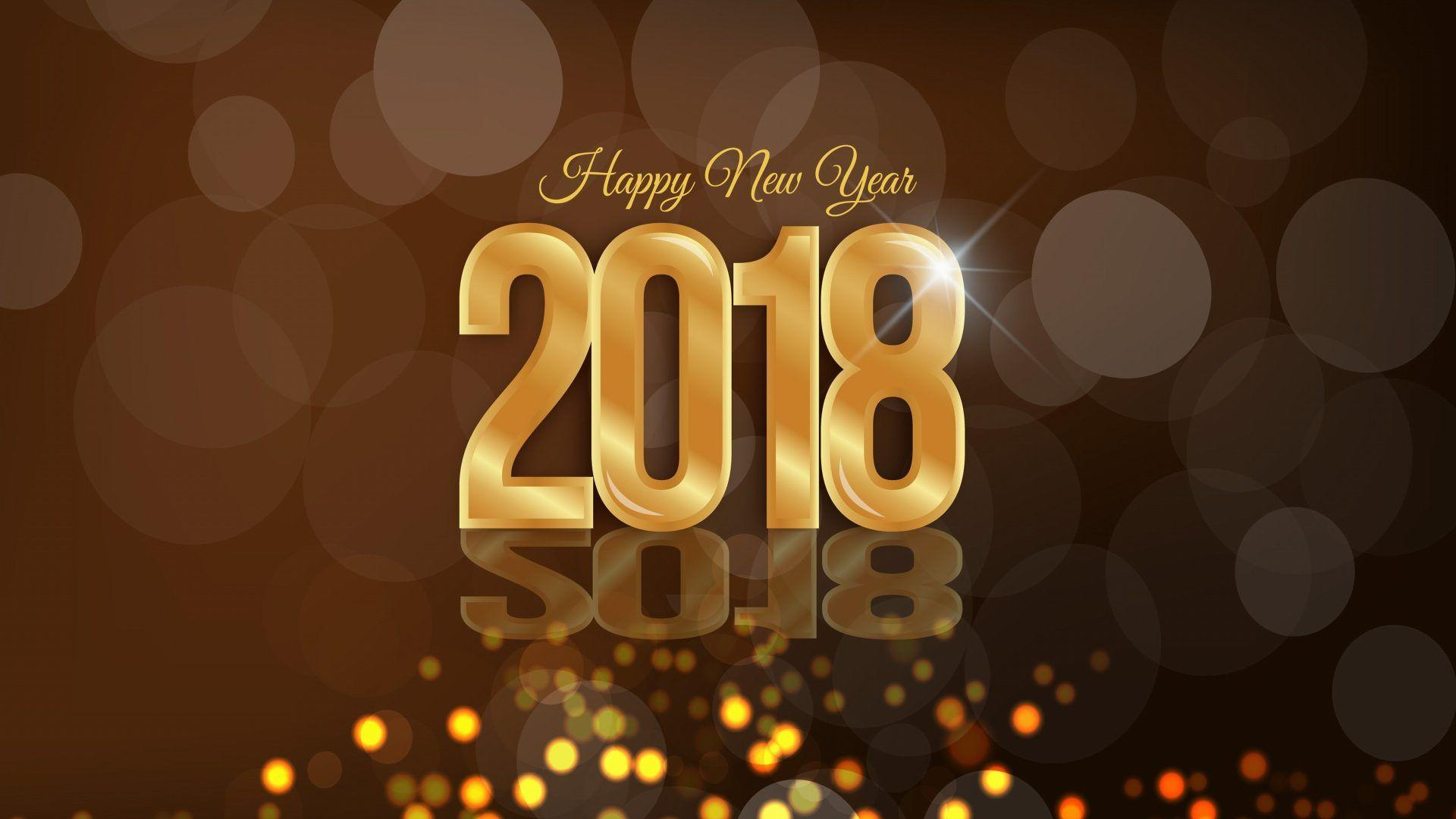 happy new year 2018 wallpaper 4k hd download for desktop