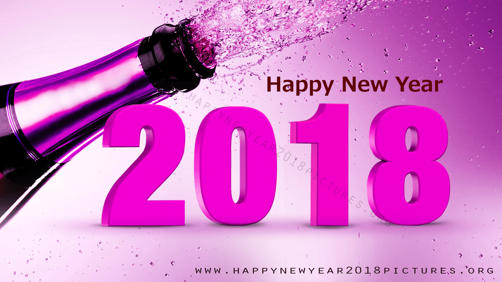 happy new year 2018 hd wallpaper images pictures