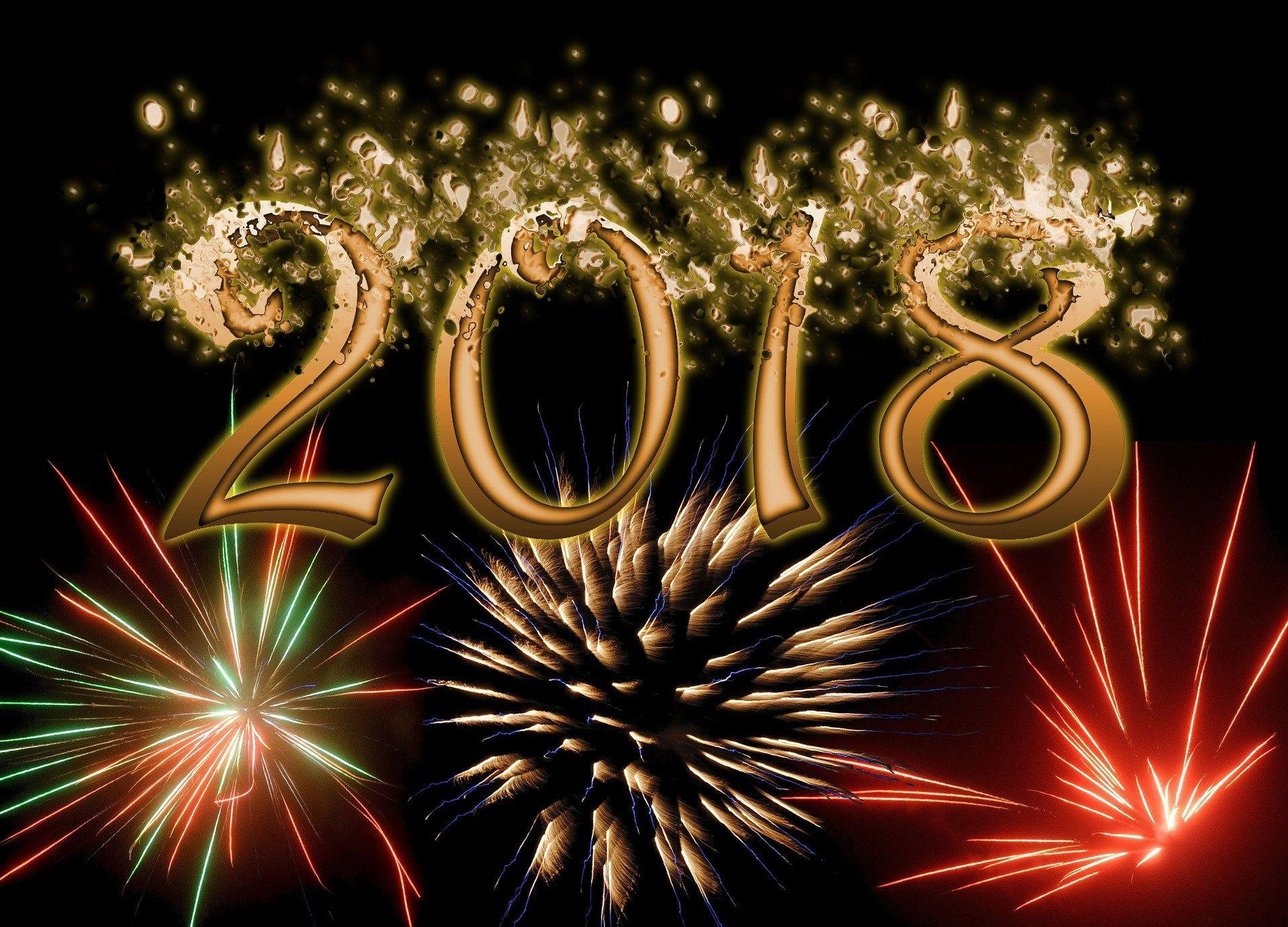 100 happy new year 2018 pictures in hd download images