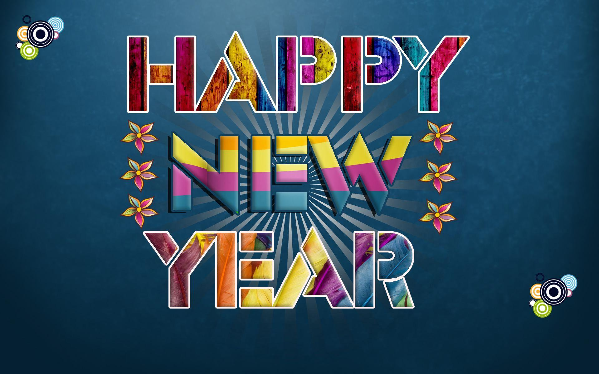 happy new year free hd wallpapers pixelstalknet