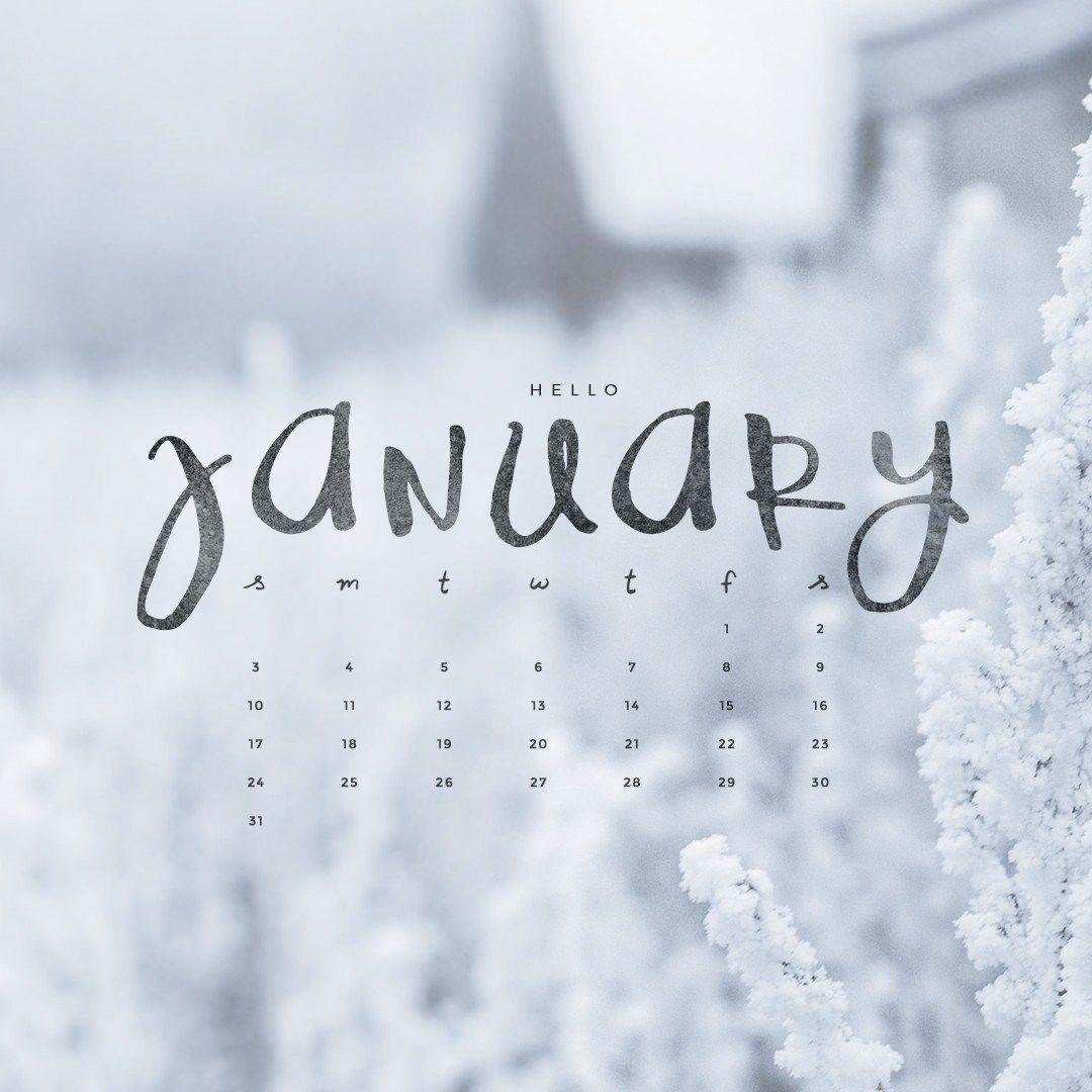 January Calendar Wallpaper Hd : January calendar wallpapers wallpaper cave