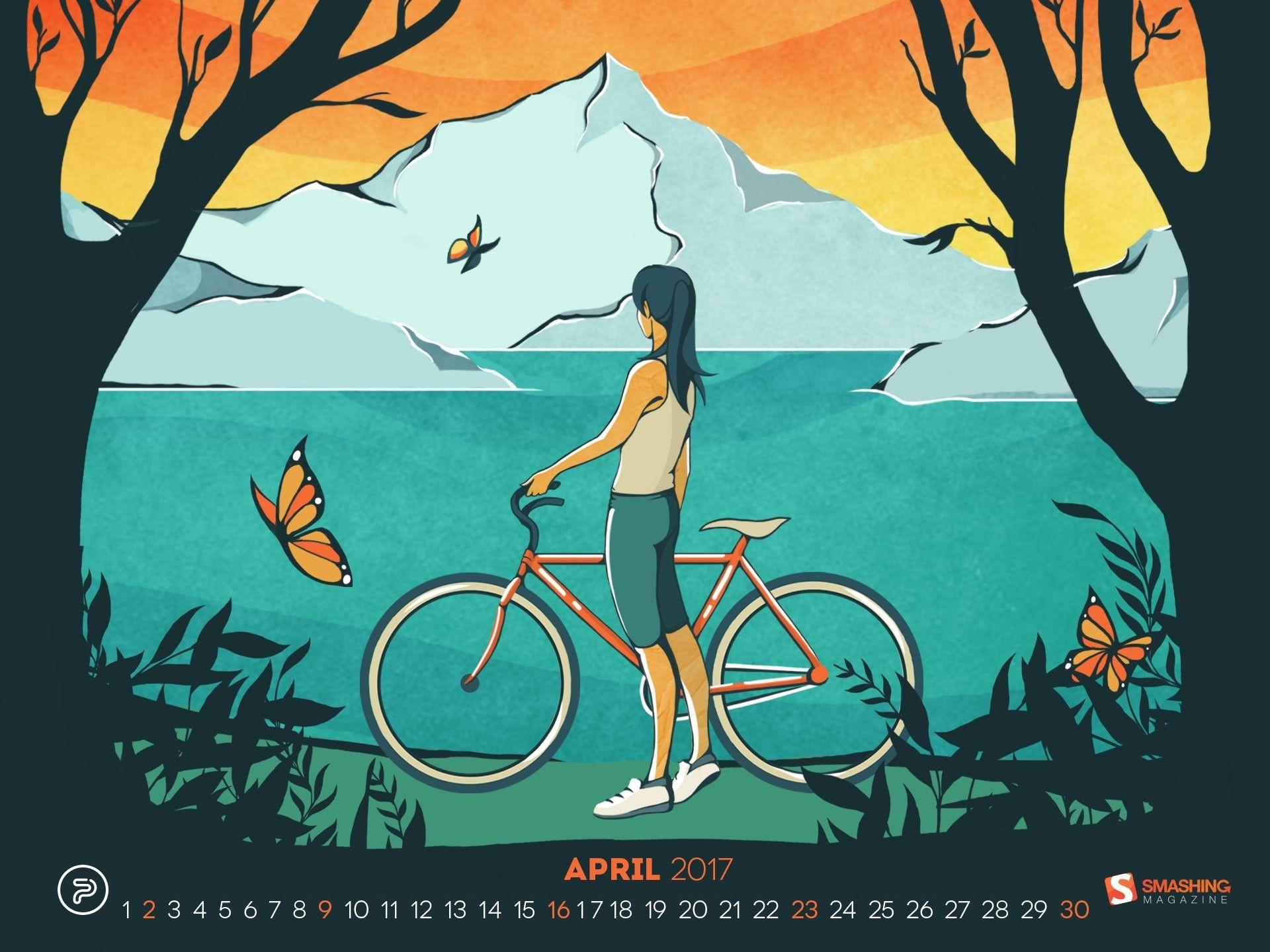 Wallpaper Calendars for 2018 (61+ images)
