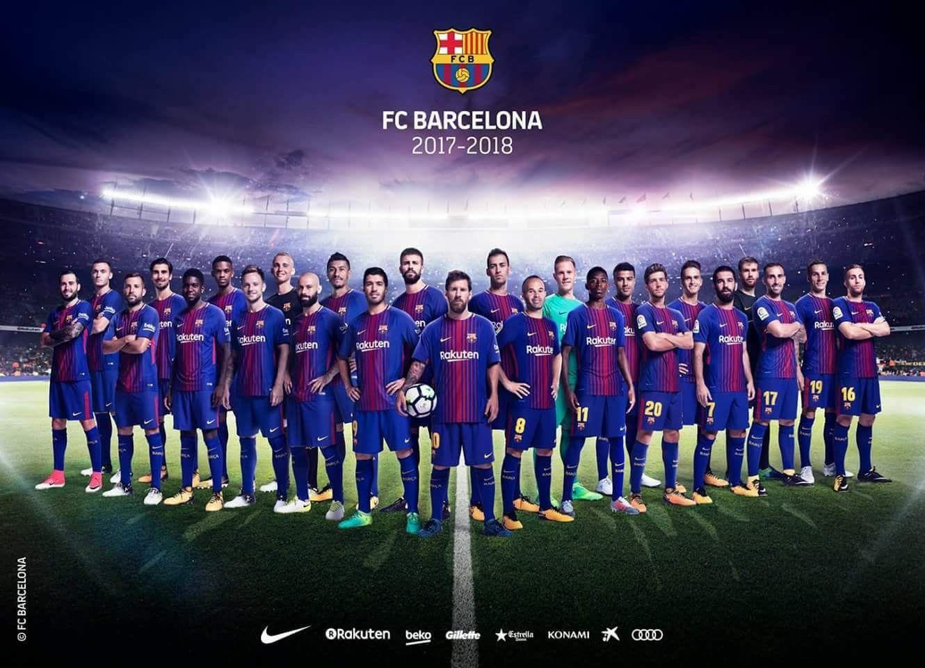 Fc Barcelona Wallpaper 201819