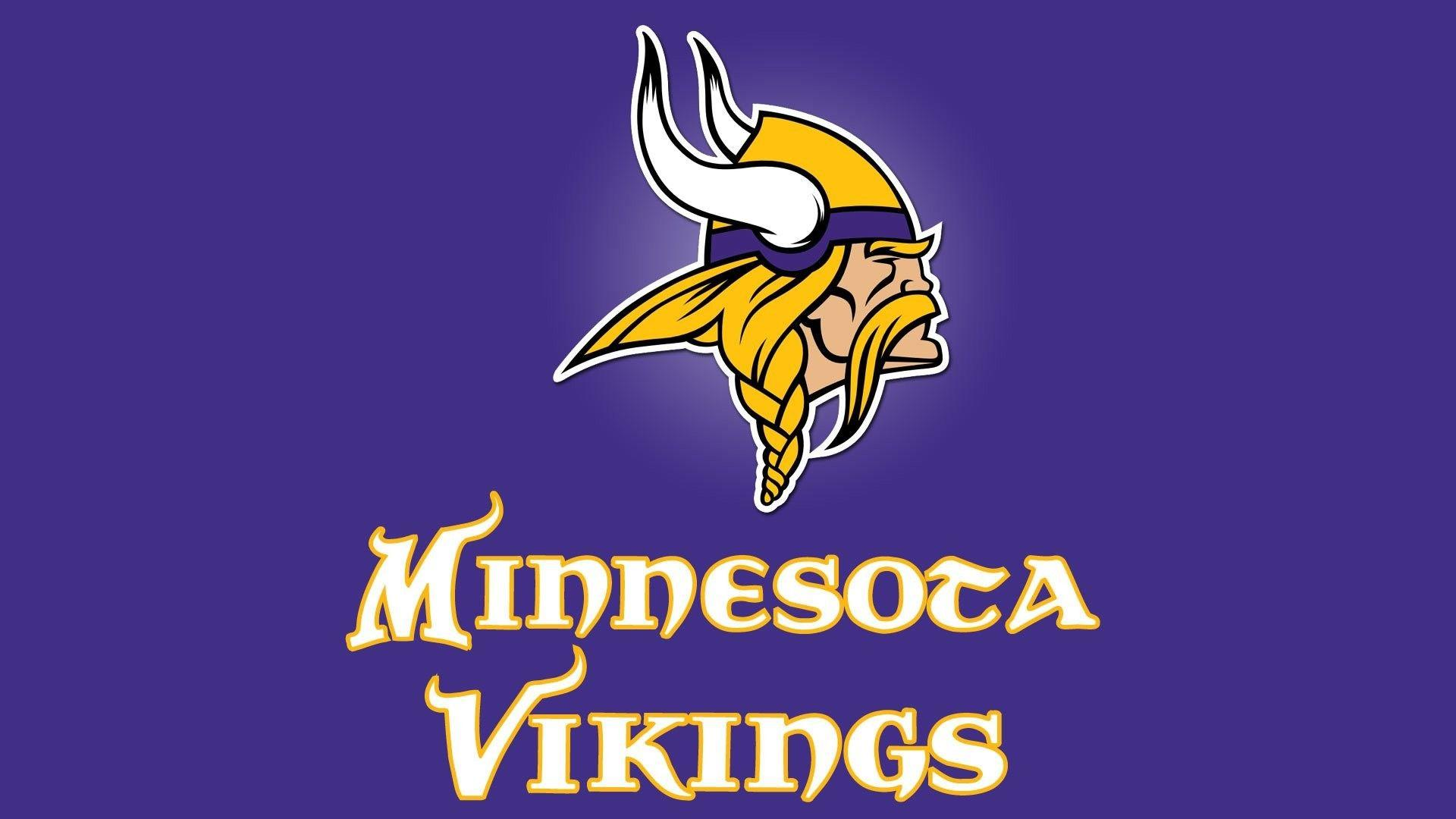 Minnesota Vikings Logo Image Wallpapers