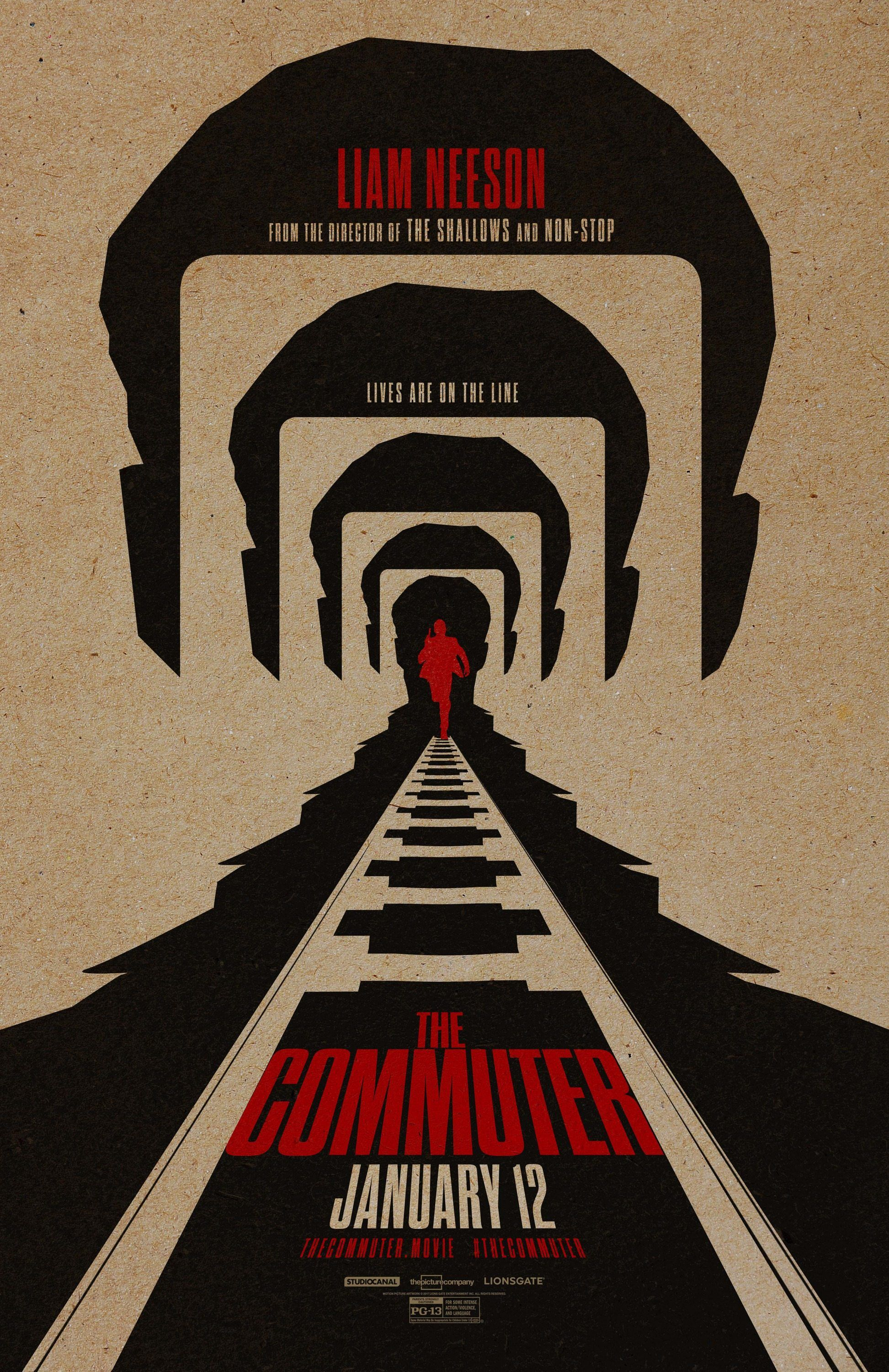 The Commuter (2018) HD Wallpaper From Gallsource.com | Movie ...
