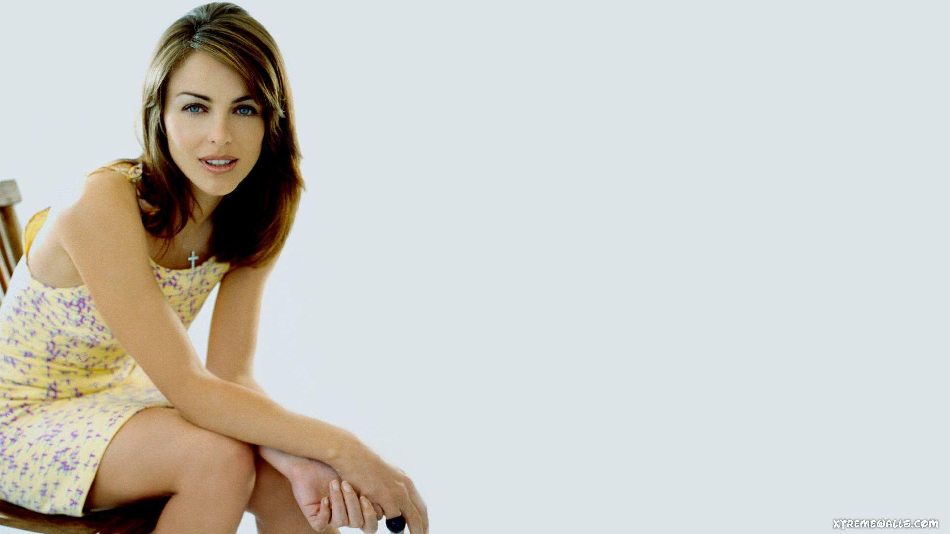 Elizabeth Hurley HD Wallpapers