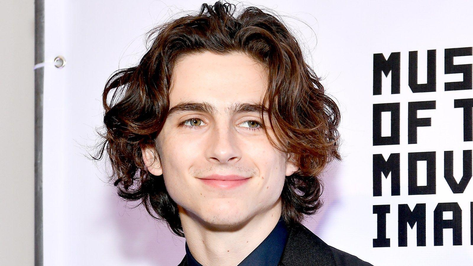 Timothee Chalamet Archives - Us Weekly