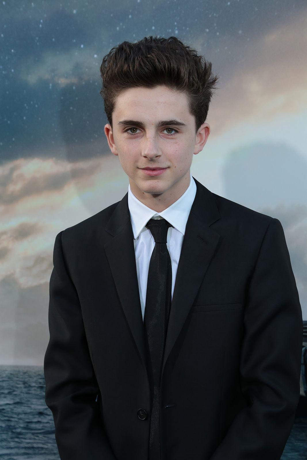 Pictures of Timothée Chalamet, Picture #158548 - Pictures Of ...