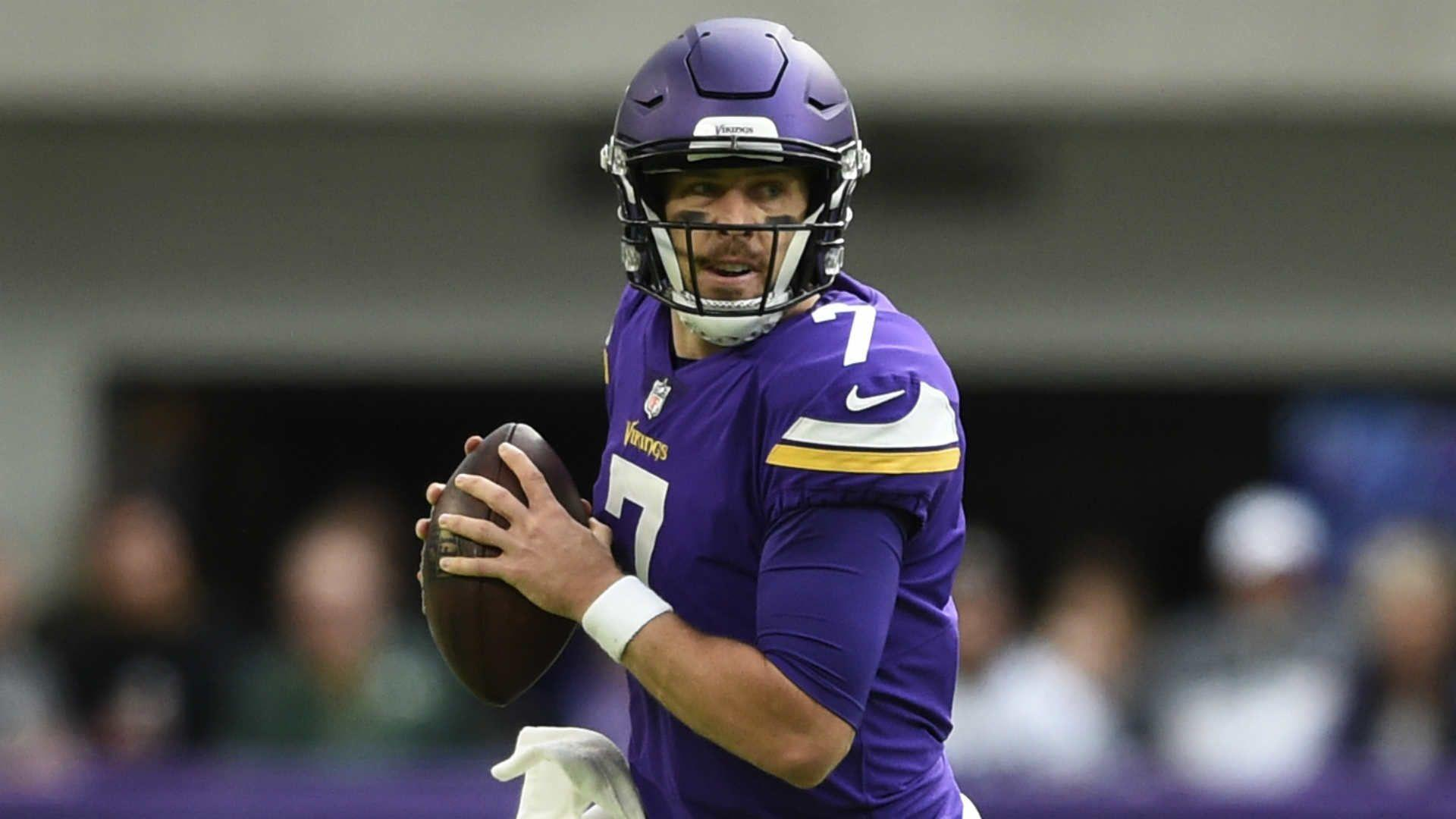 Vikings stick with Case Keenum as starting QB vs. Rams | NFL ...
