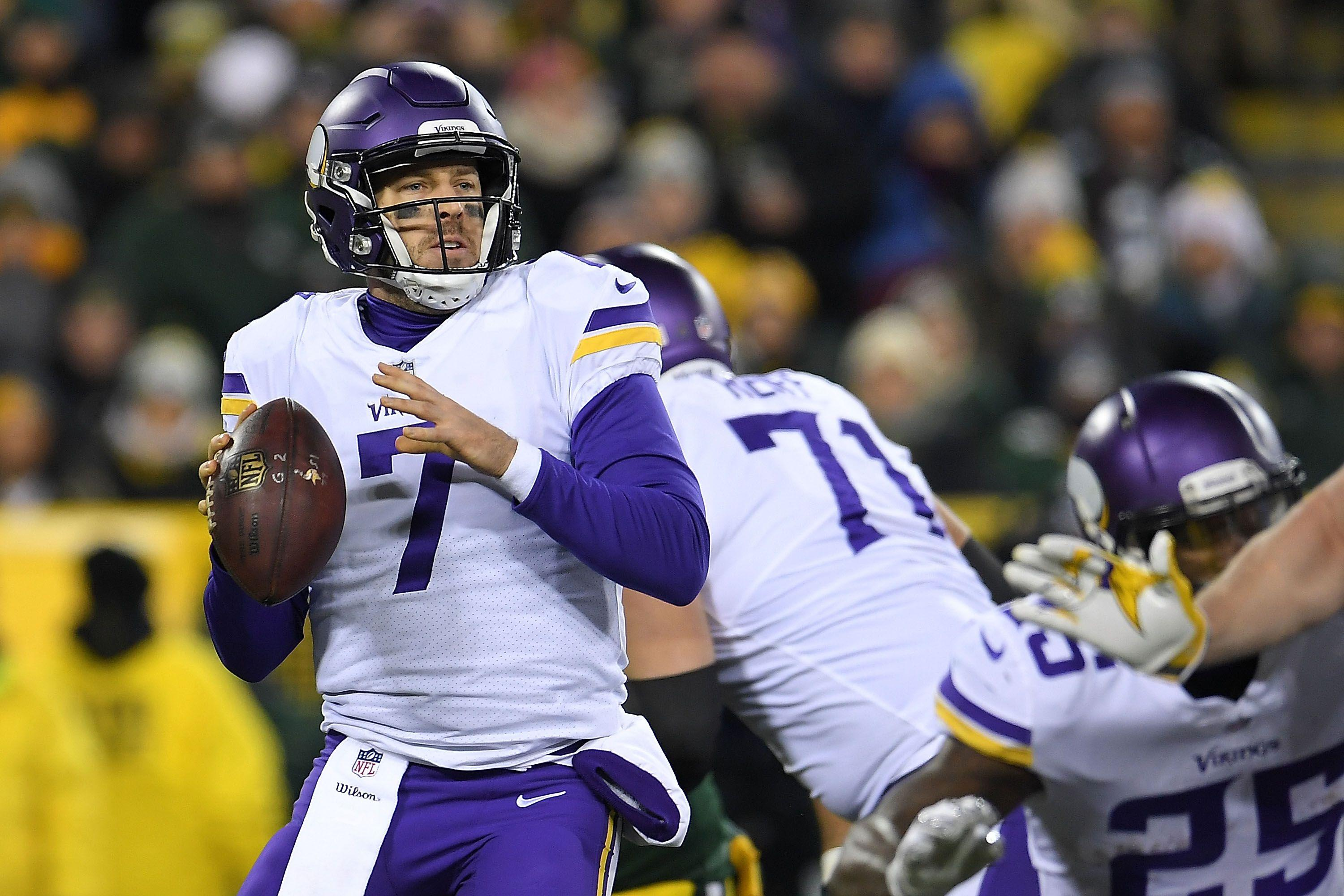 Changes are coming to the Minnesota Vikings' offense in 2018