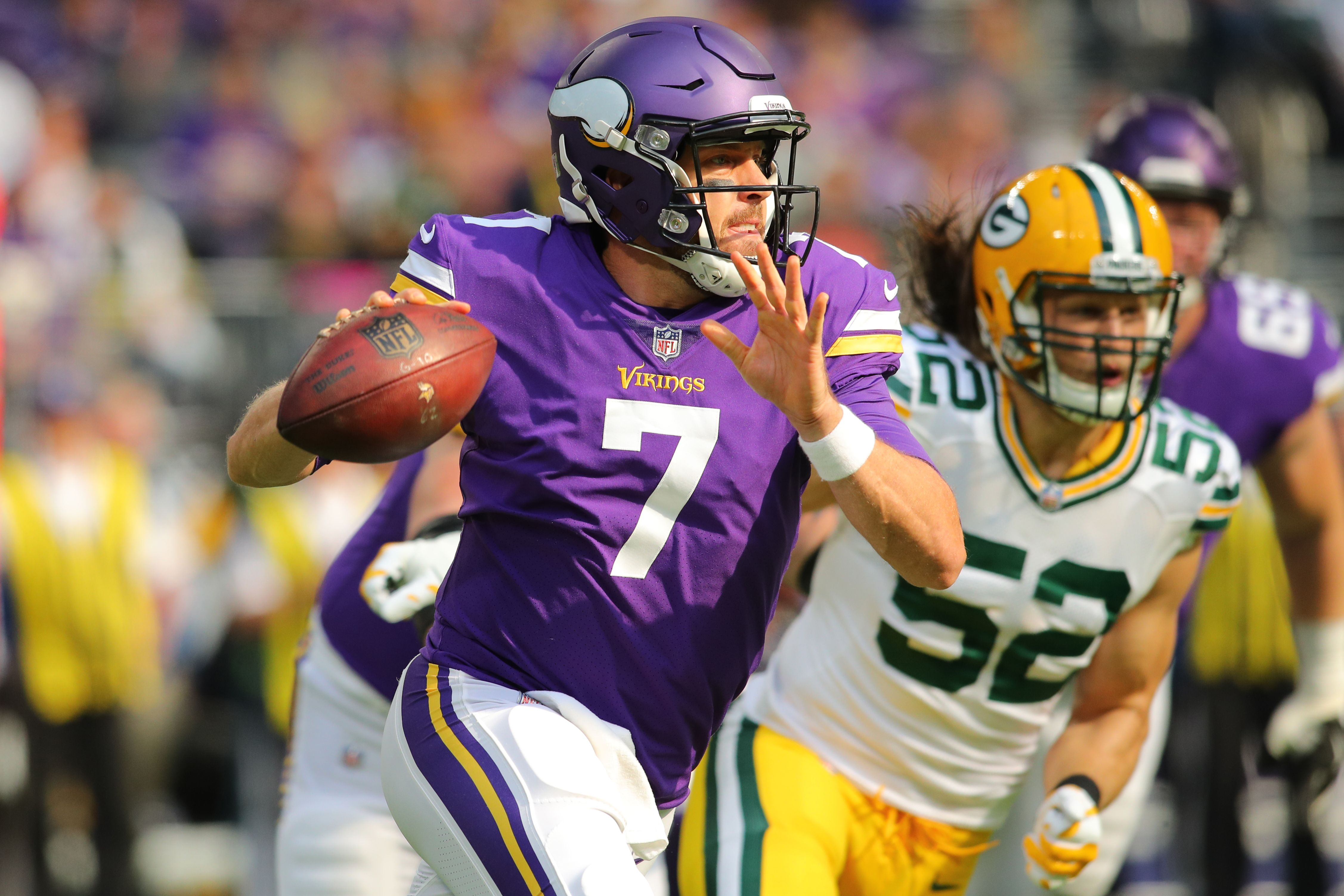 Schmidt's Week 6 game grades: Minnesota Vikings vs. Green Bay Packers