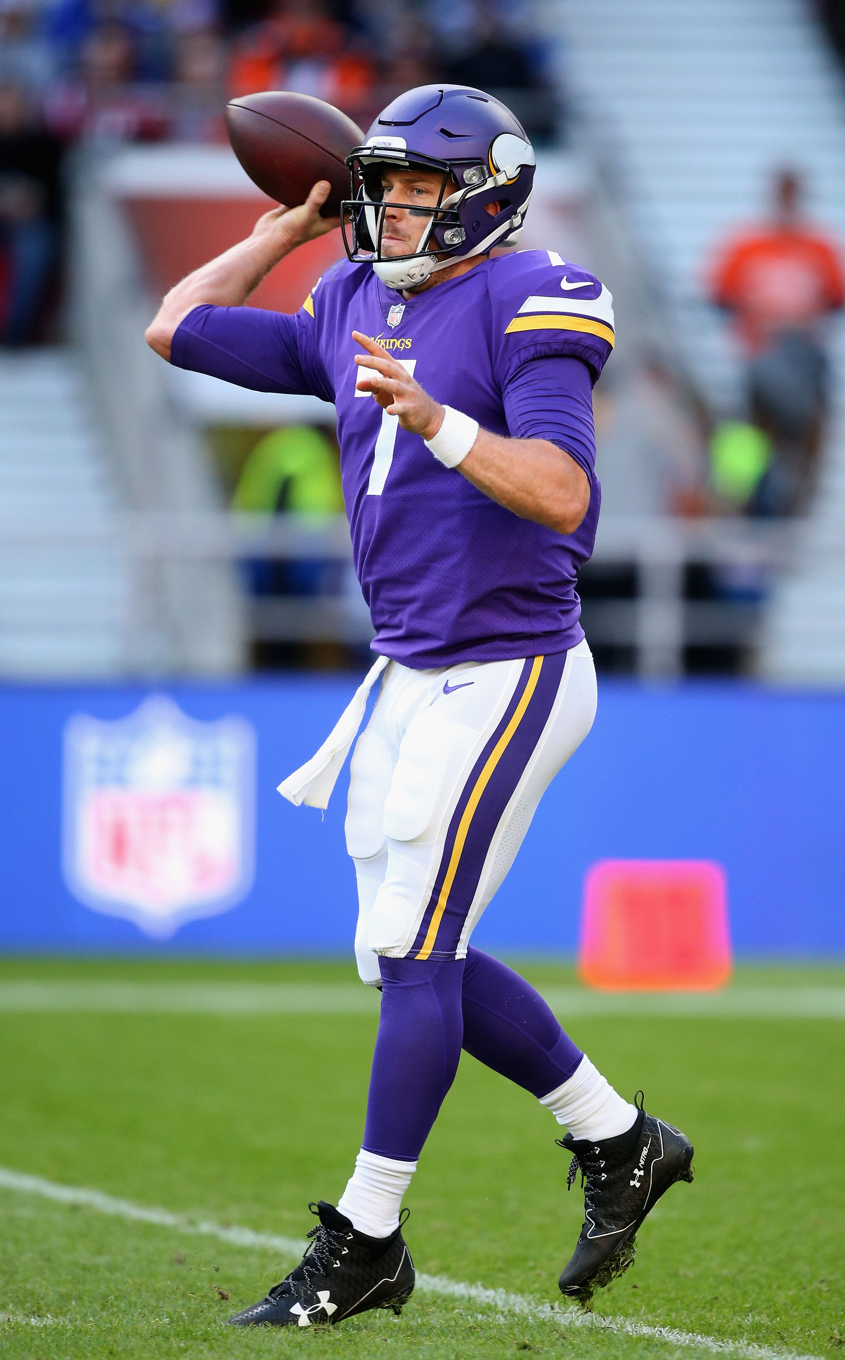 Minnesota Vikings vs. Cleveland Browns: Schmidt's Week 8 game ...