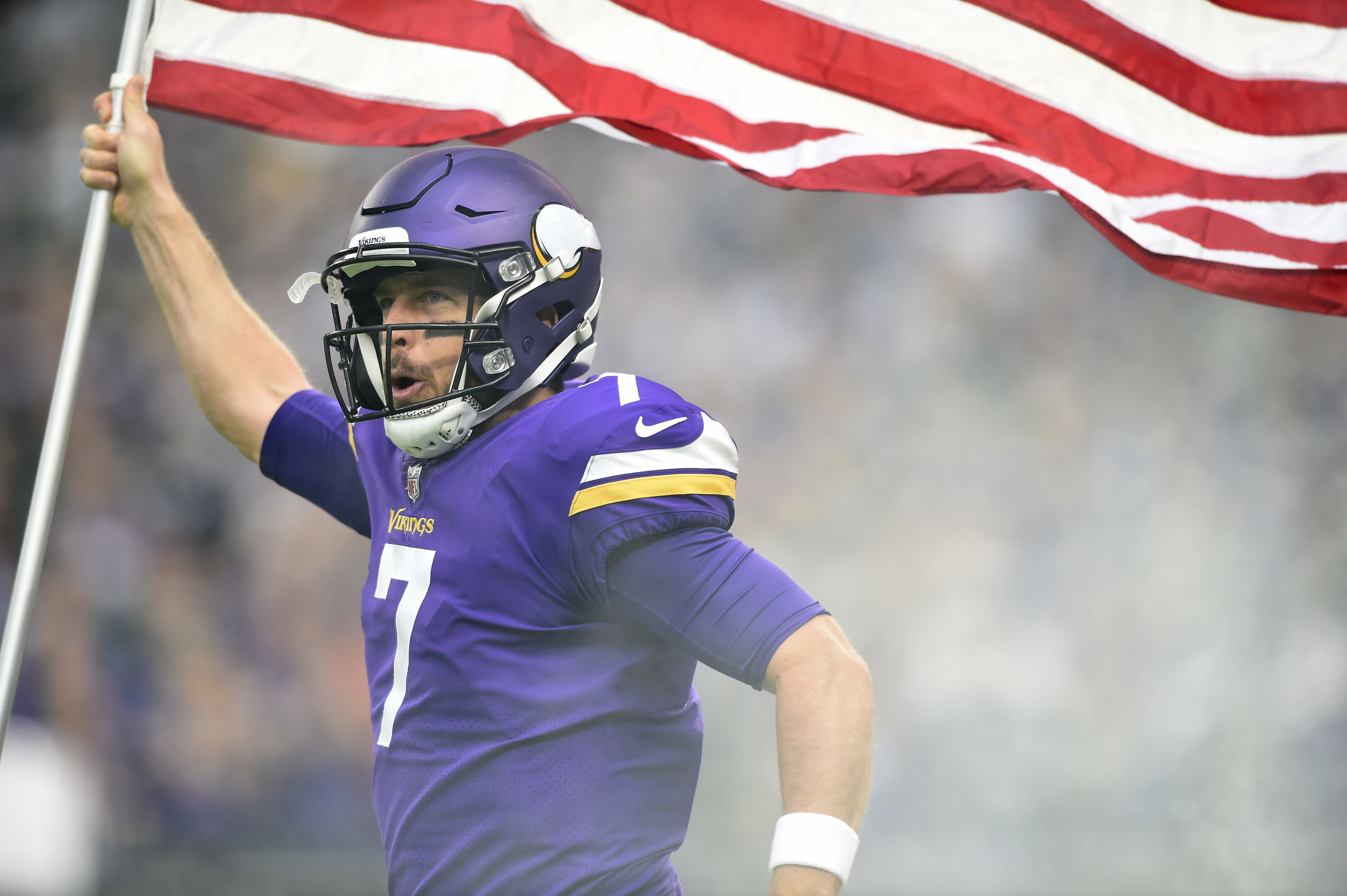 Minnesota Vikings face possibility of Case Keenum being QB of the ...