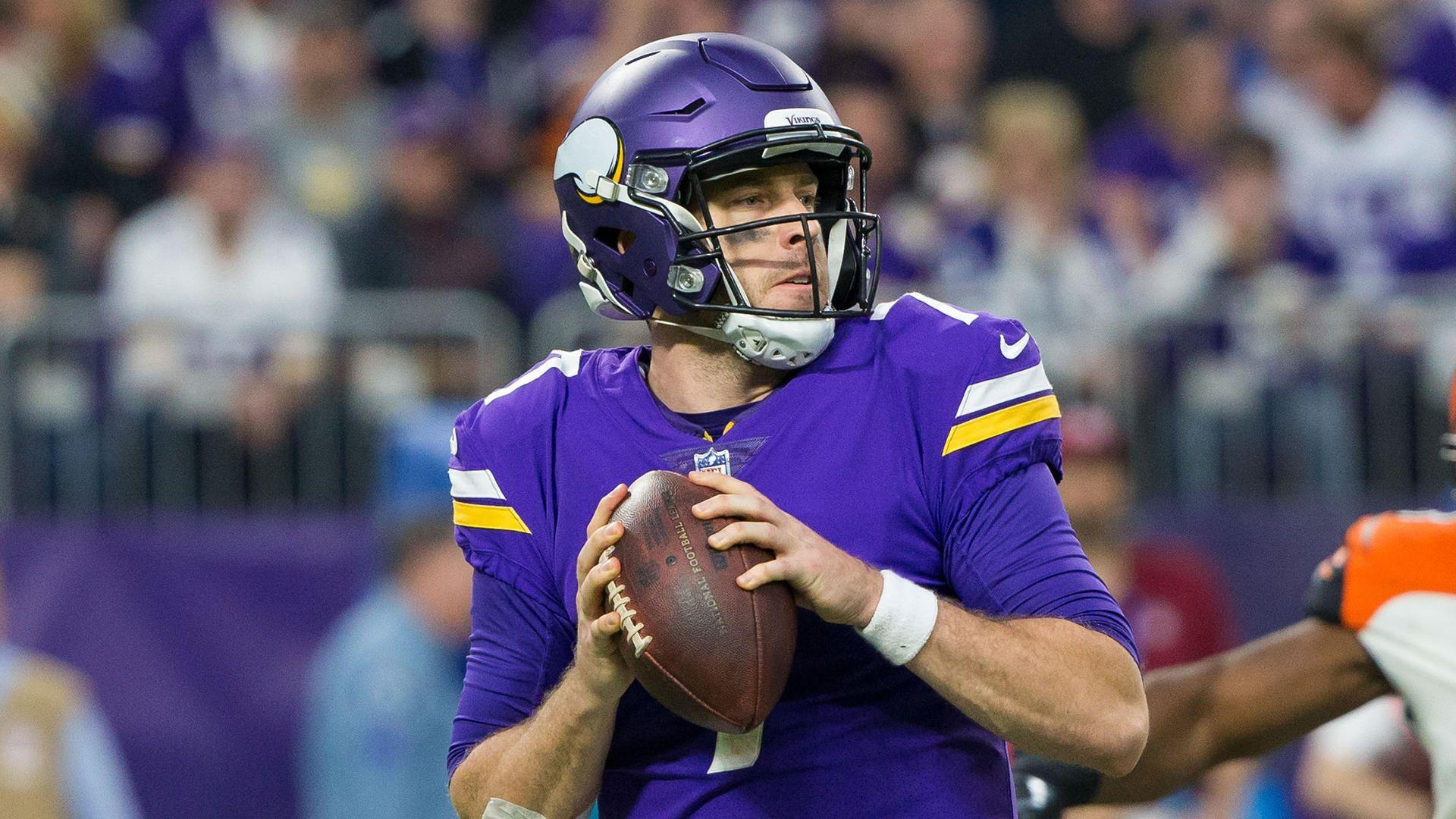 NFL Monday QB: Case Keenum's playoff confidence - CBSSports.com
