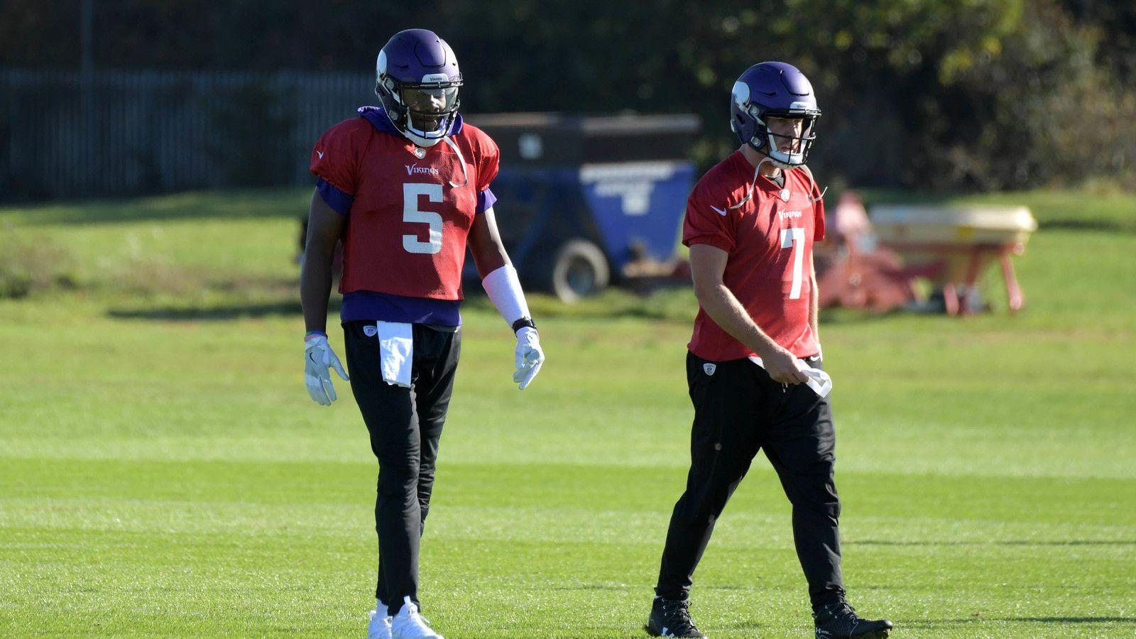 Teddy Bridgewater may backup Case Keenum this week | Yardbarker.com