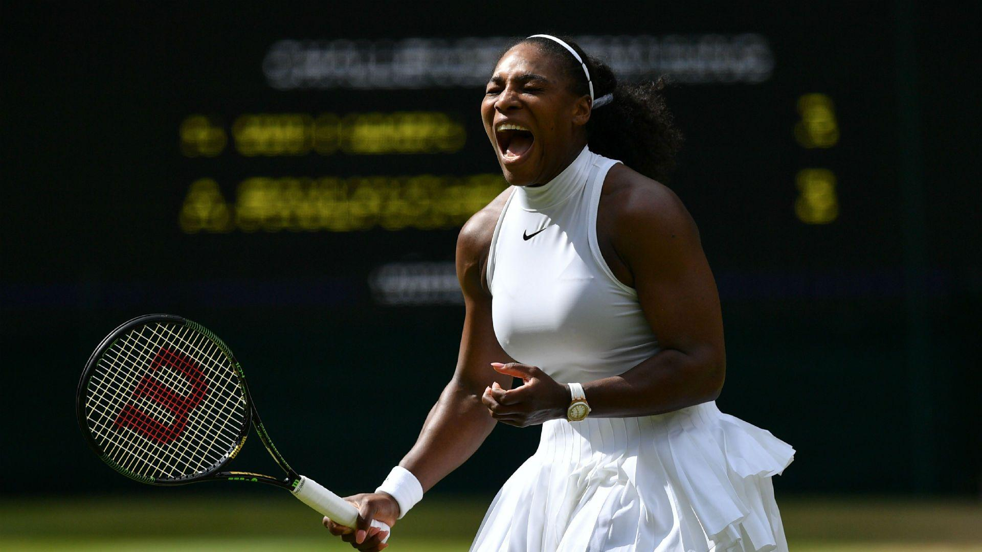 Serena Williams Goes Topless, Promotes Breast Cancer Awareness Month Pics