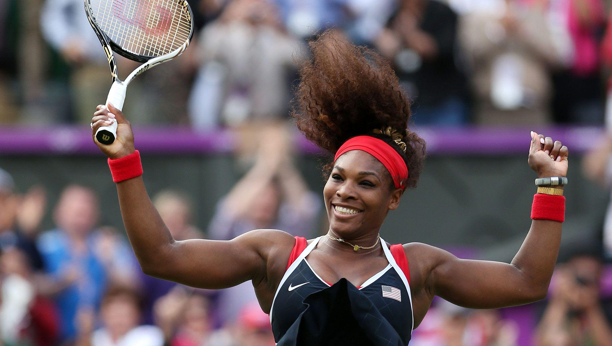 Serena all set for title defences in Rio - Olympic News