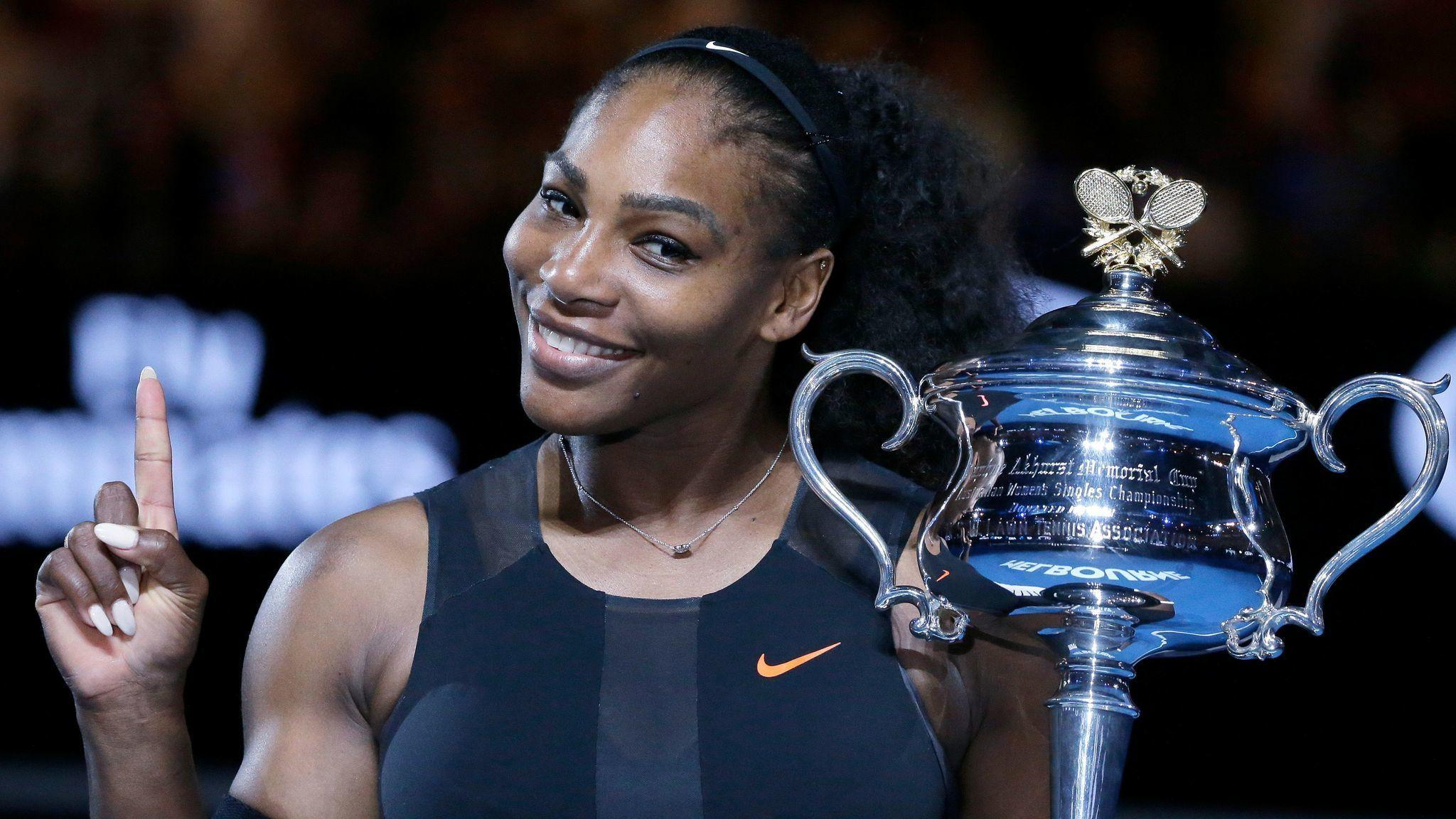 Serena Williams: One way and her way