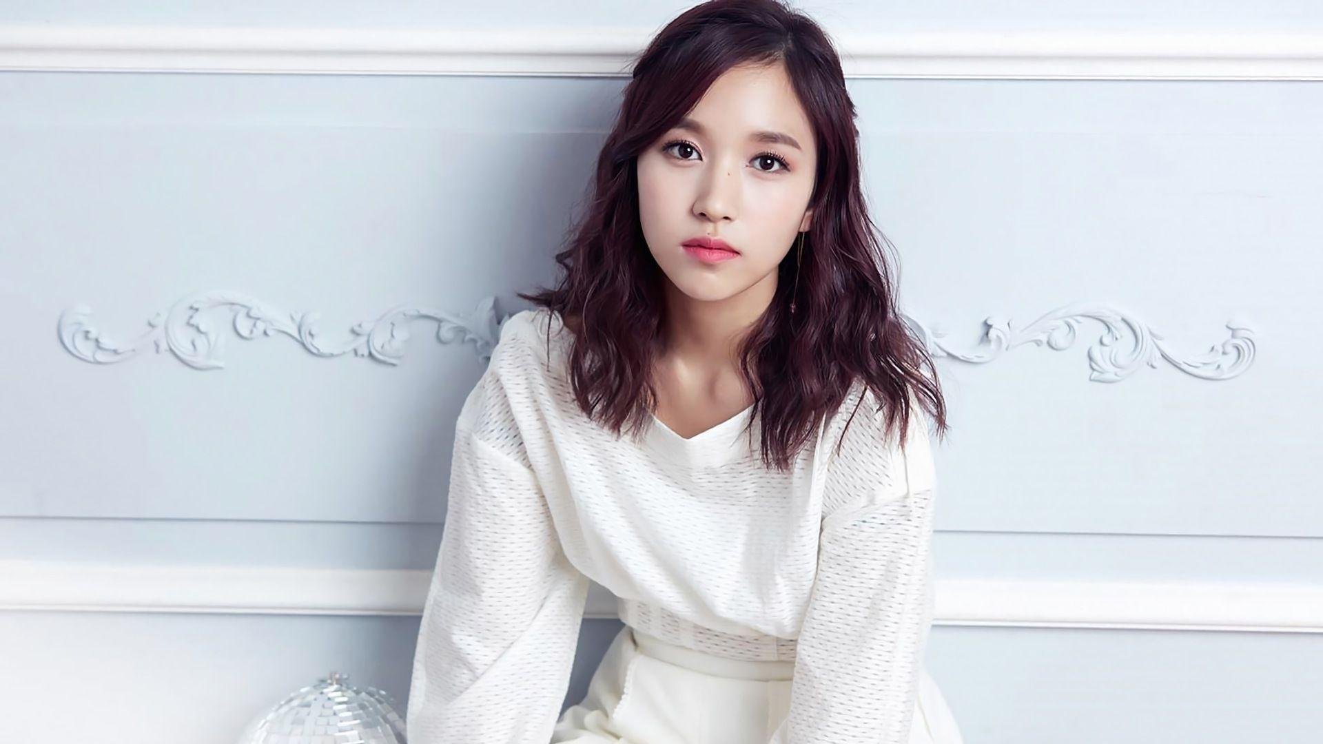 1080p Twice Mina Desktop Wallpaper