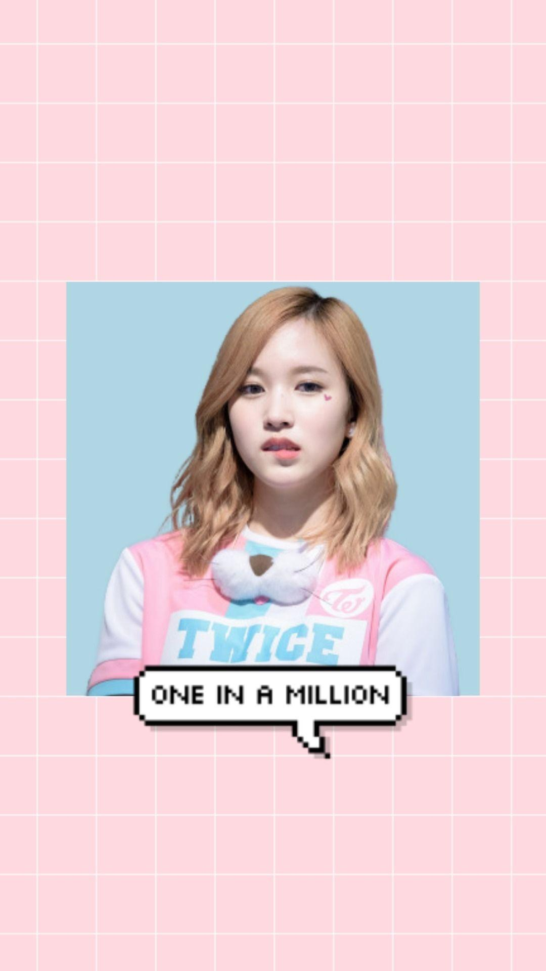 Mina Twice Wallpapers Wallpaper Cave