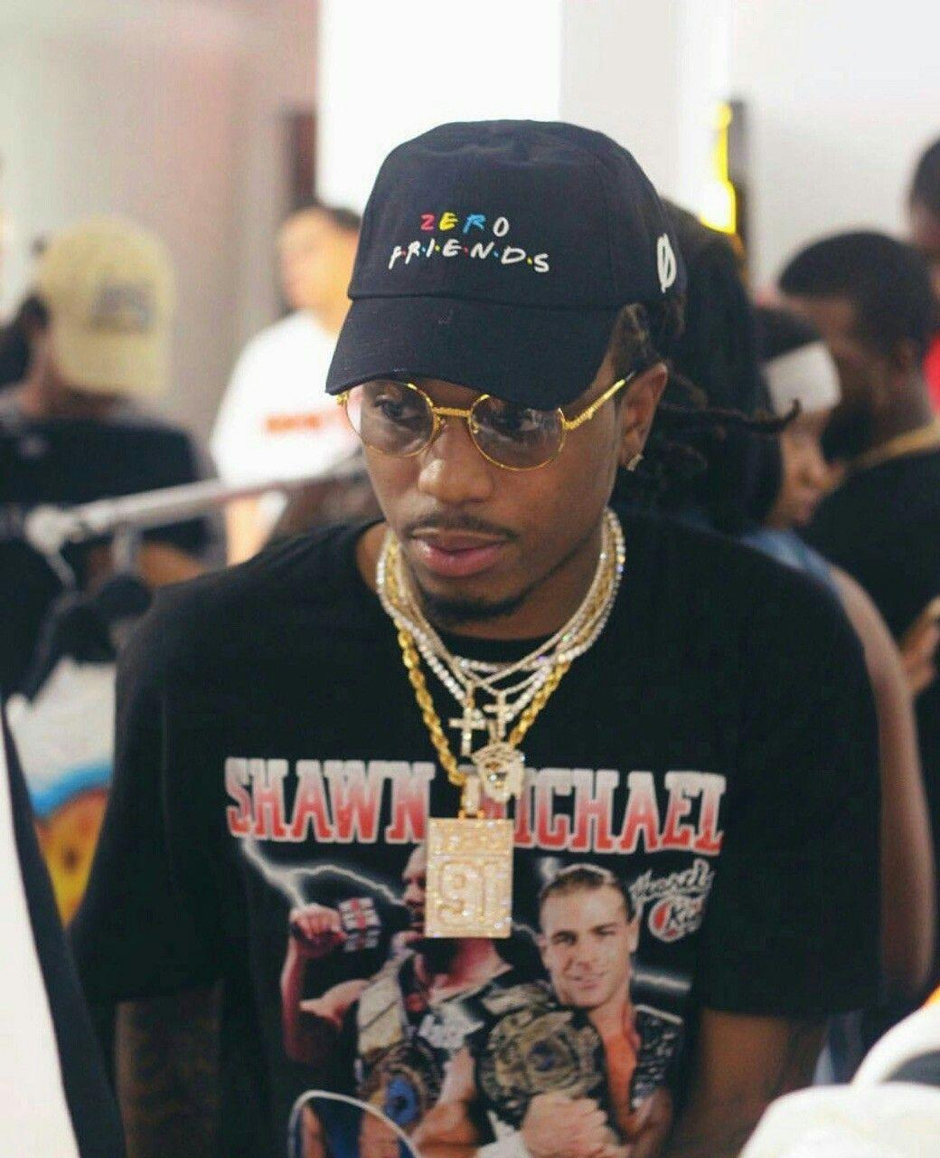 Quavo Migos | Stackz Dinero | Pinterest | Bae, Man crush and Man candy