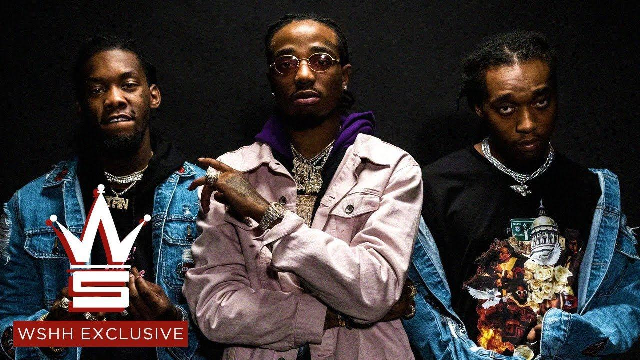 Offset & Quavo Tried To Fight Much Bigger Guy; They Failed (Video ...