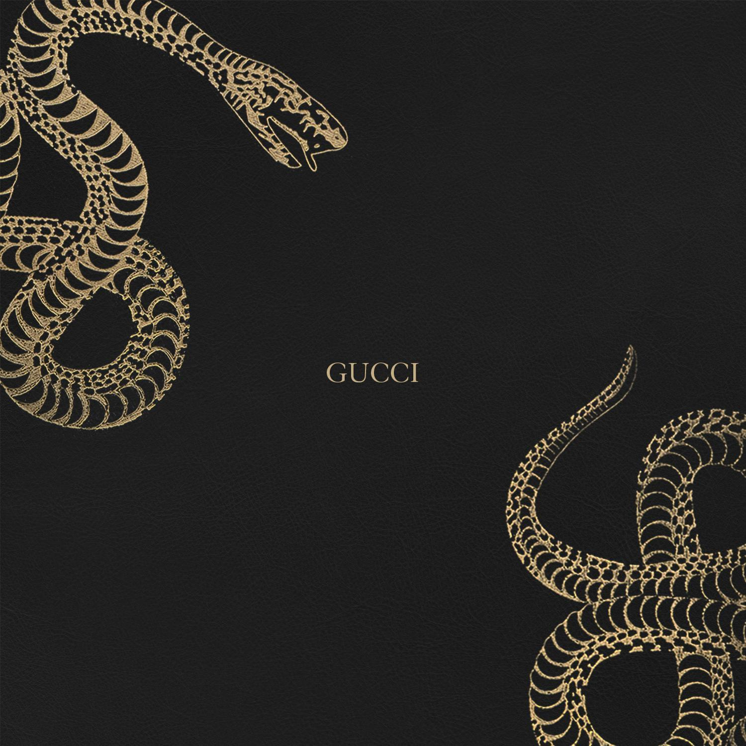 Gucci Snake Wallpapers