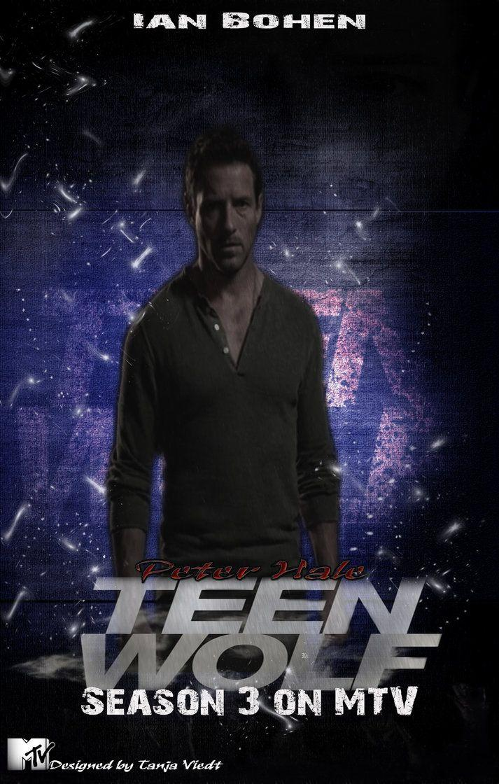 Teen Wolf Ian Bohen Season 3 Poster unoffical by TanjaViedt on ...