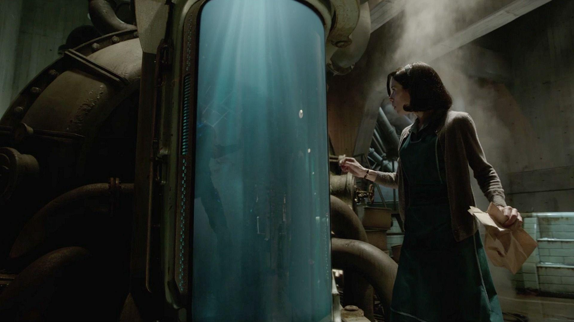 LFF Review: The Shape of Water