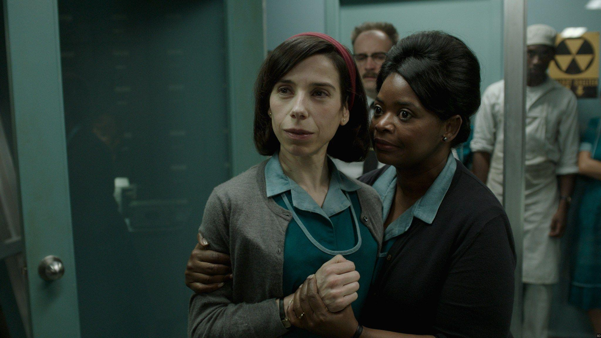 New Image from Guillermo del Toro's 'The Shape of Water'