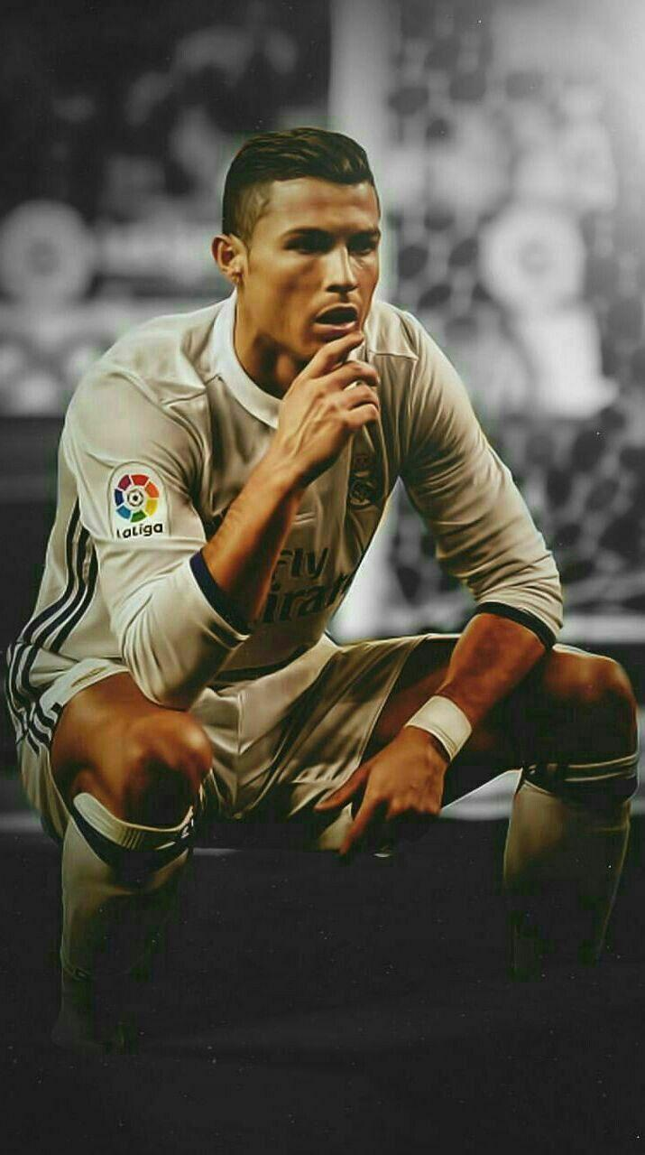 Cristiano Ronaldo Real Madrid 2018 Wallpapers Wallpaper Cave
