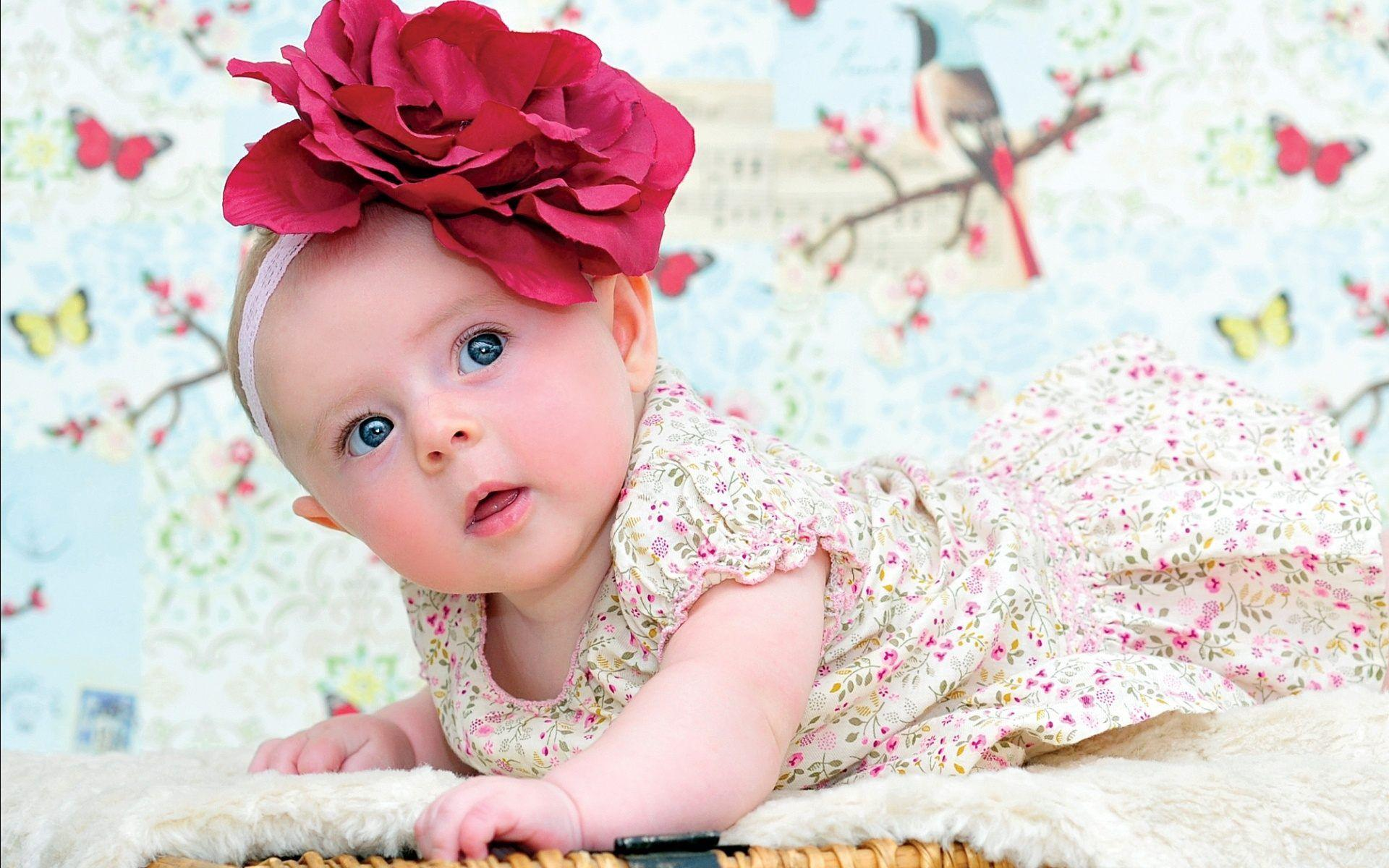 Baby Girls Wallpapers - Wallpaper Cave