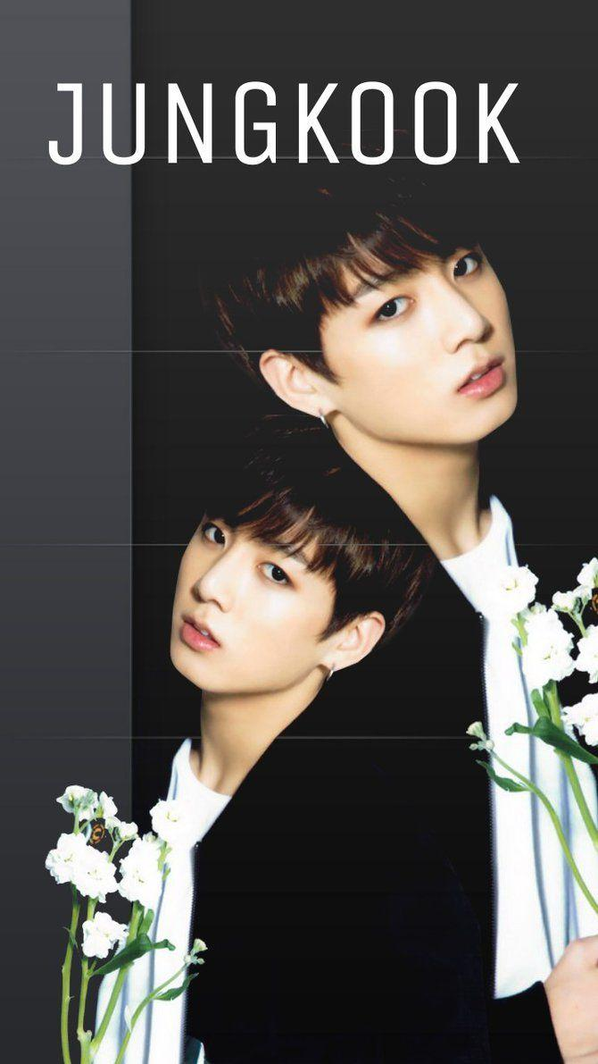 Jungkook BTS Wallpapers Edit by sayityesORno