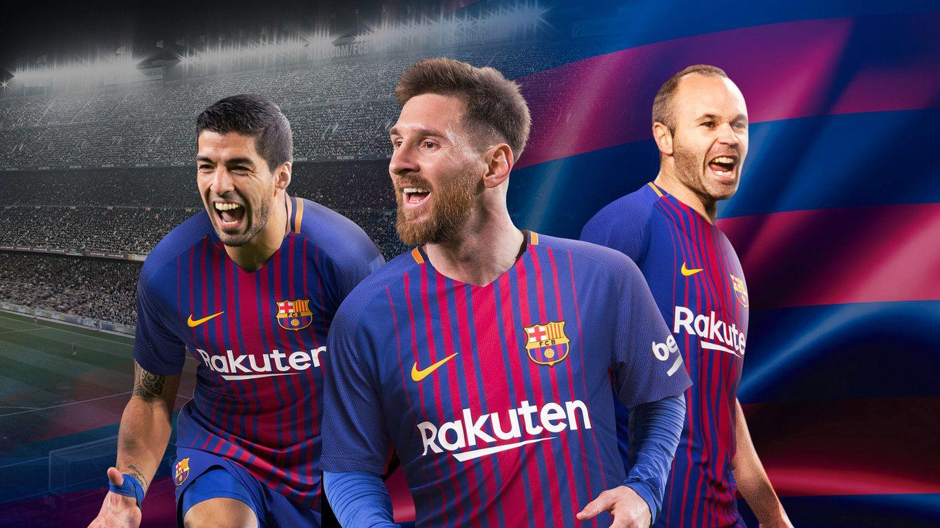 Fondos De Pantalla Del Fútbol Club Barcelona Wallpapers: FC Barcelona 2018 Wallpapers